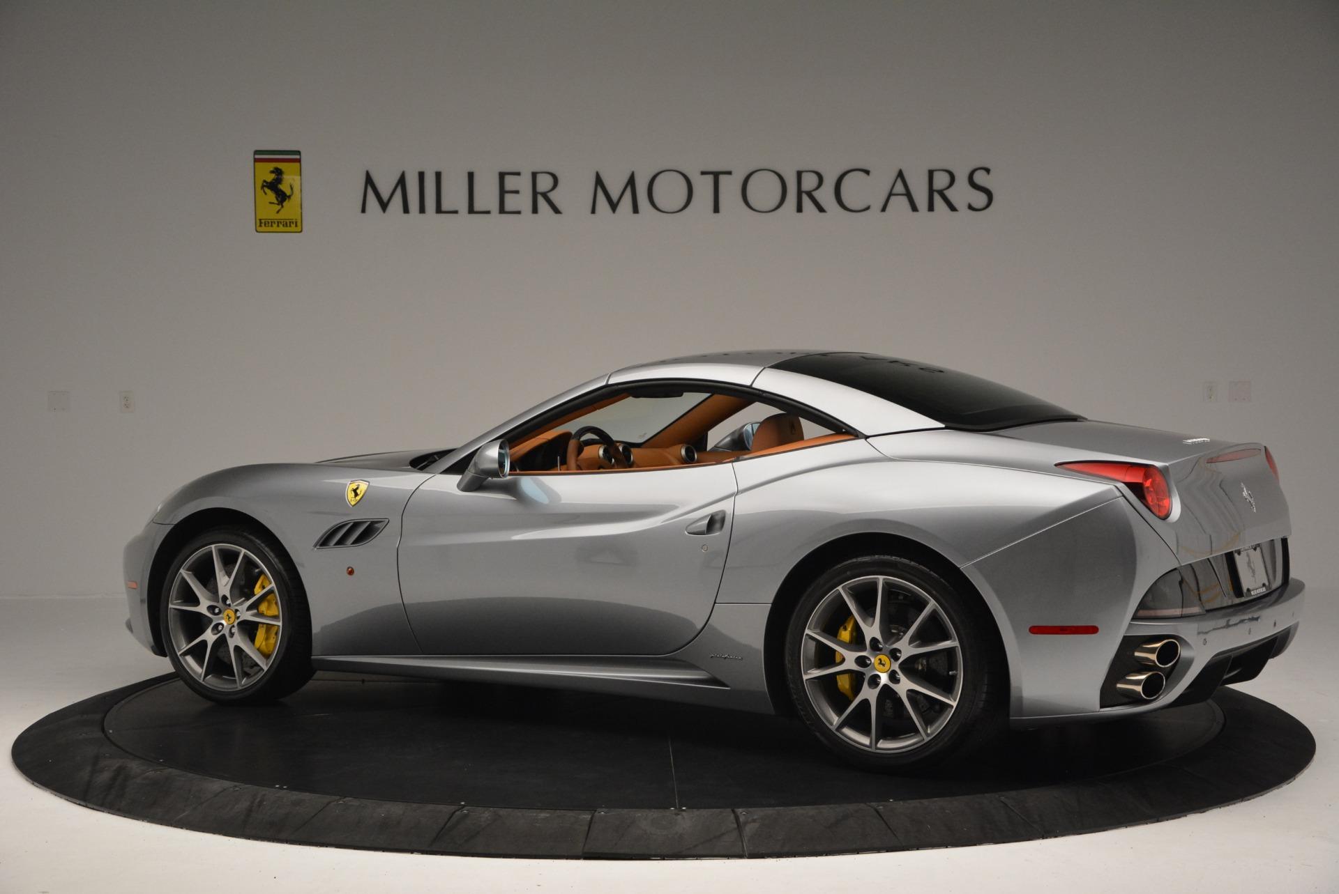 Used 2012 Ferrari California  For Sale In Westport, CT 2524_p16