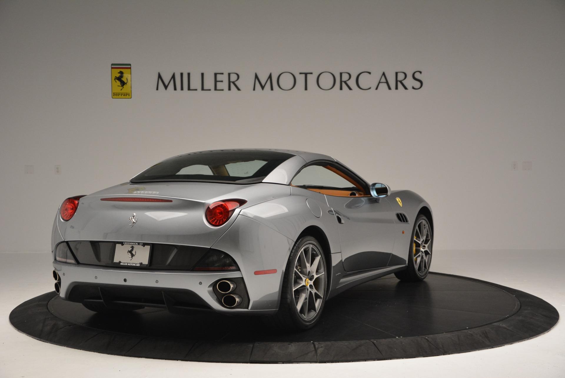 Used 2012 Ferrari California  For Sale In Westport, CT 2524_p19