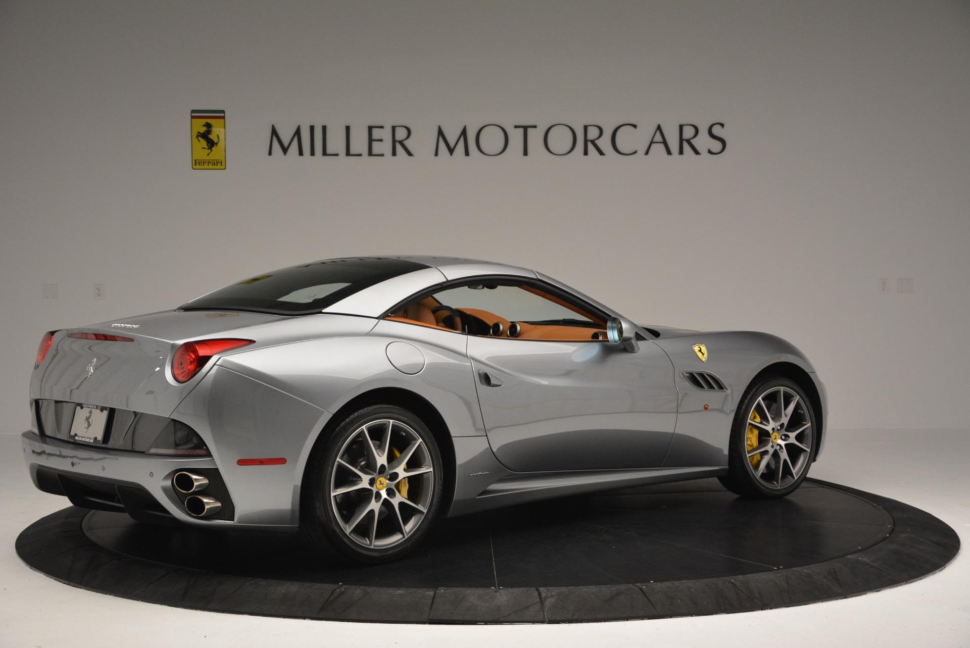 Used 2012 Ferrari California  For Sale In Westport, CT 2524_p20