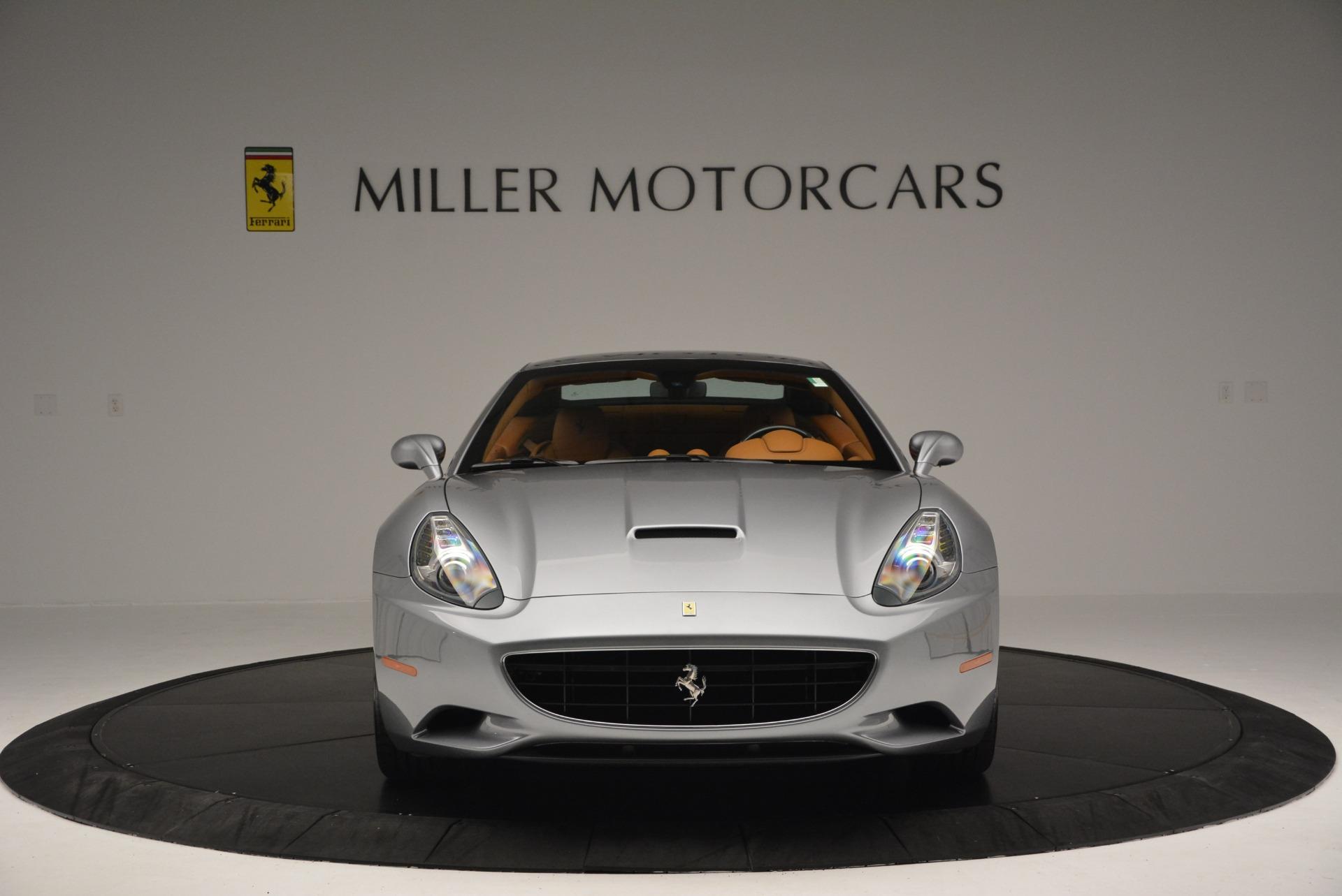 Used 2012 Ferrari California  For Sale In Westport, CT 2524_p24