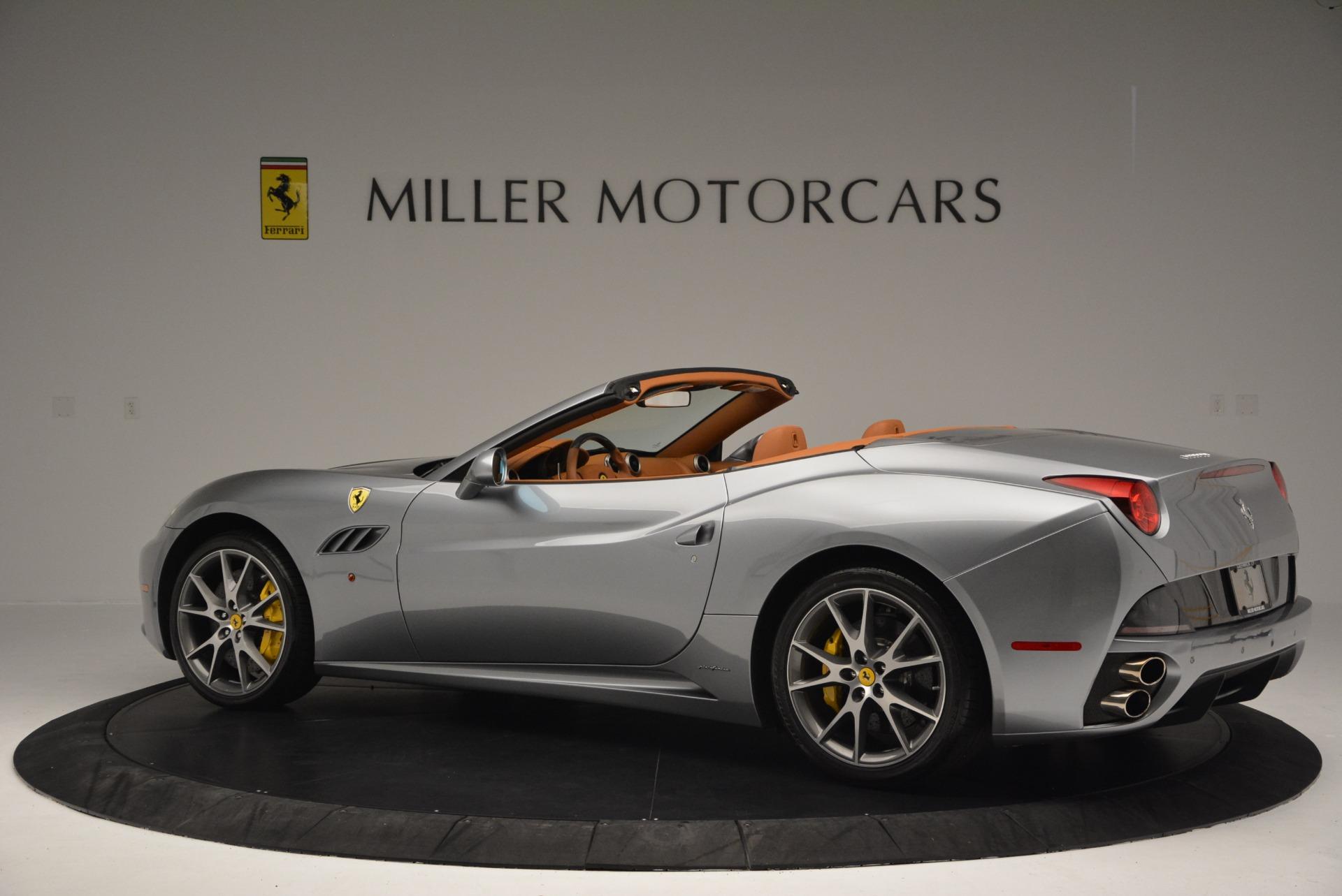 Used 2012 Ferrari California  For Sale In Westport, CT 2524_p4
