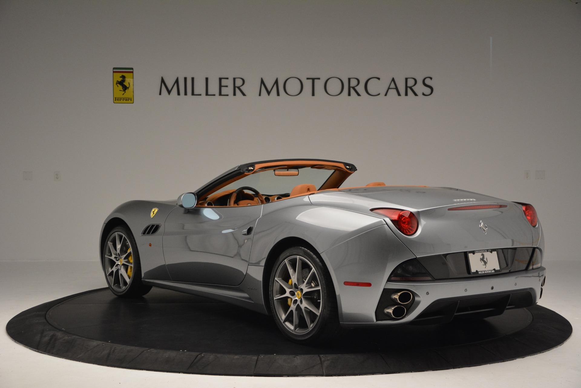 Used 2012 Ferrari California  For Sale In Westport, CT 2524_p5