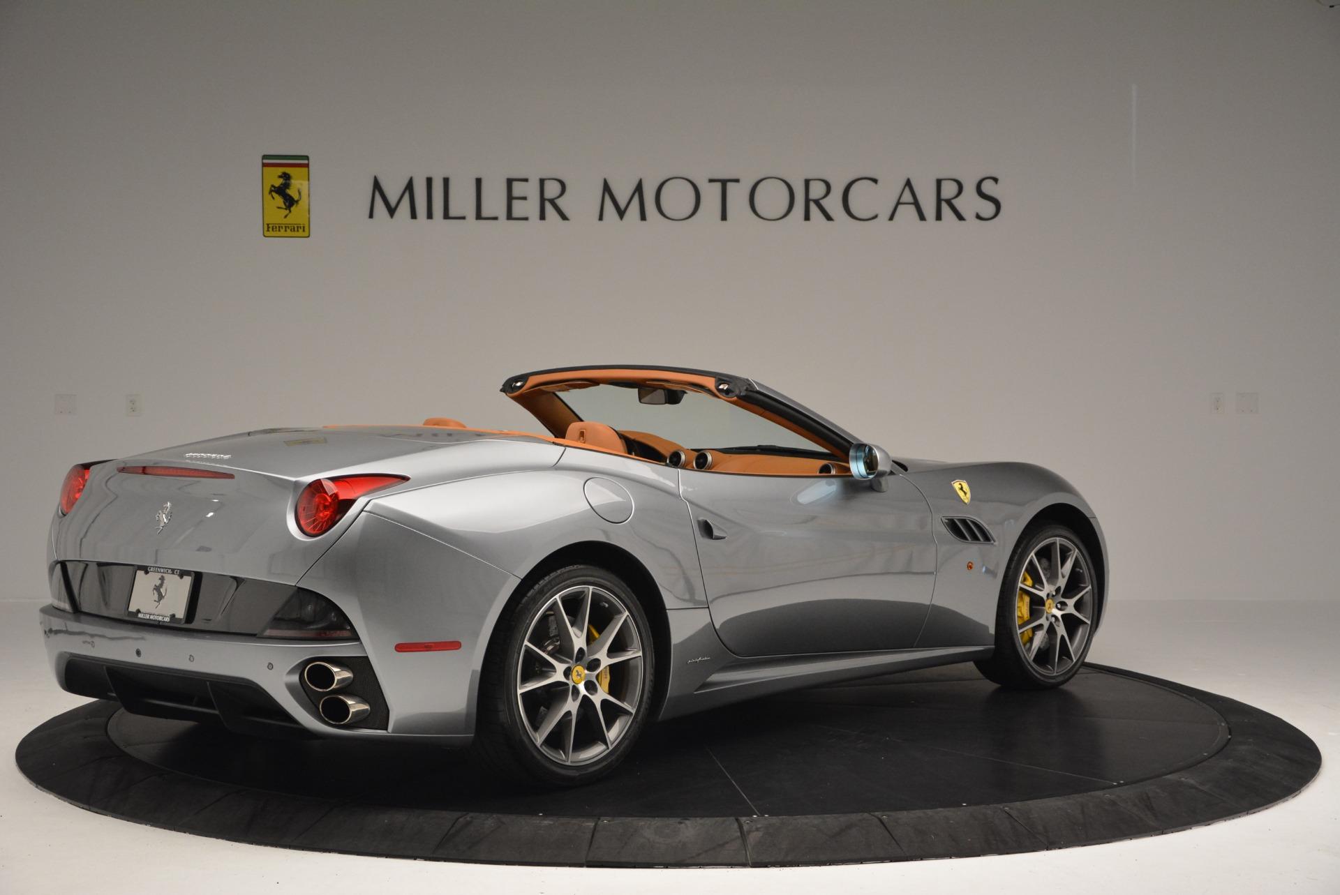 Used 2012 Ferrari California  For Sale In Westport, CT 2524_p8