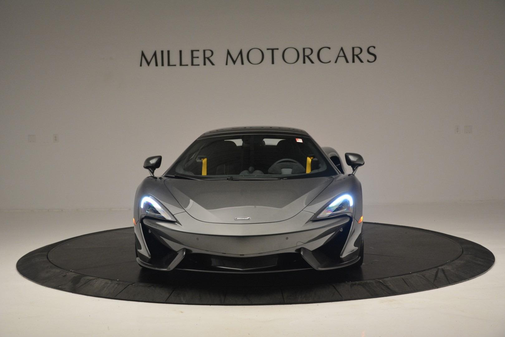 New 2019 McLaren 570S Spider Convertible For Sale In Westport, CT 2526_p22