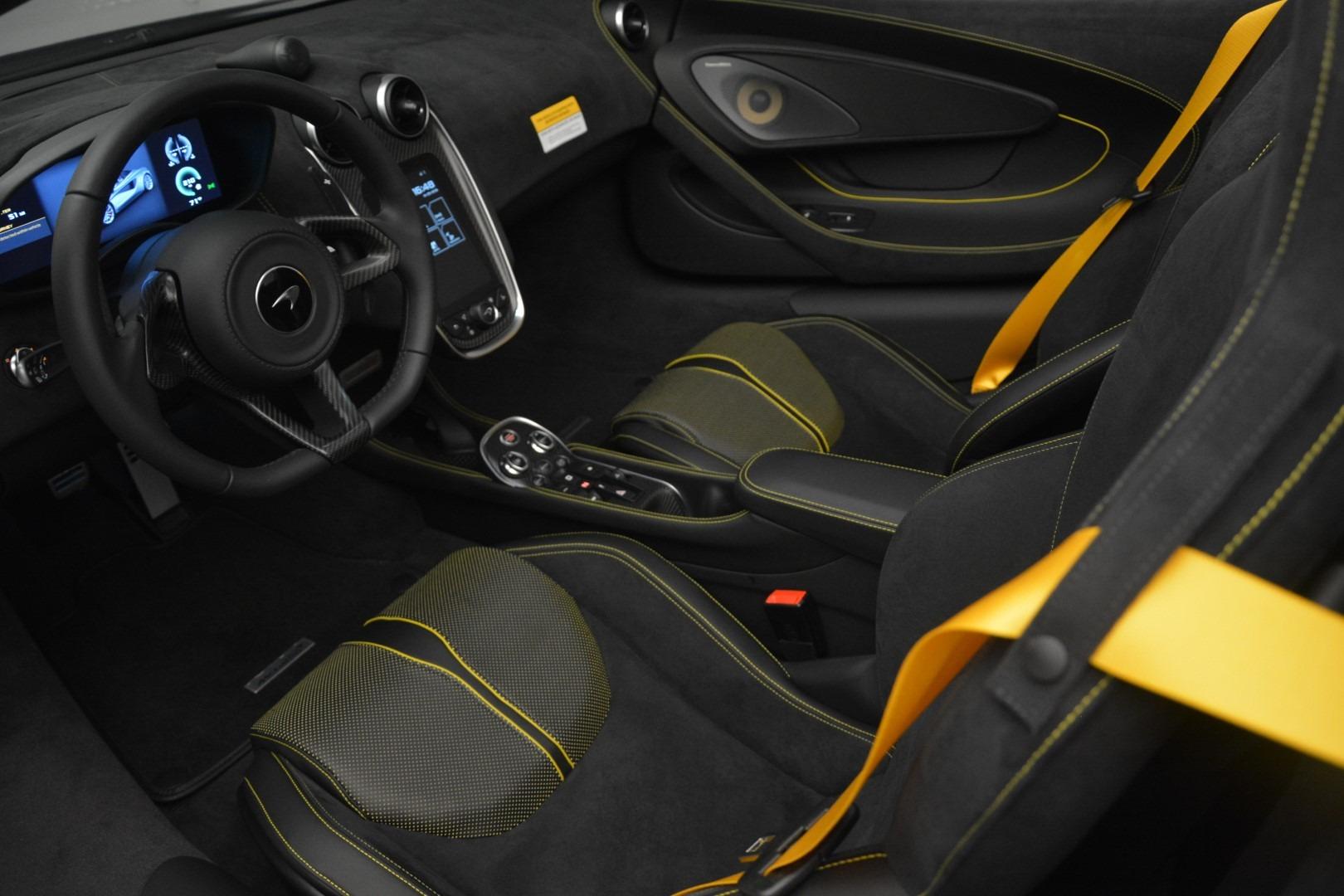 New 2019 McLaren 570S Spider Convertible For Sale In Westport, CT 2526_p23
