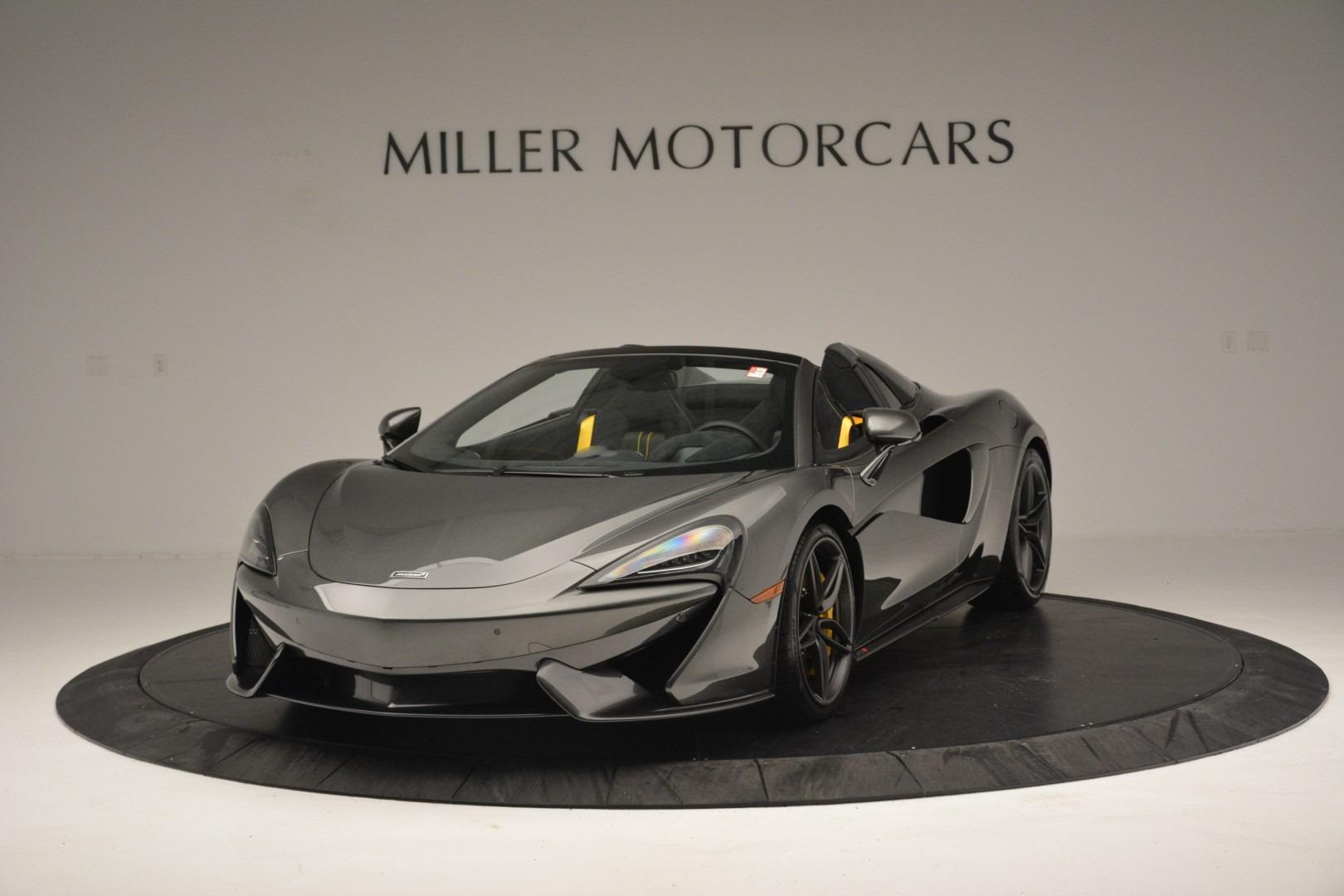 New 2019 McLaren 570S Spider Convertible For Sale In Westport, CT 2526_p2