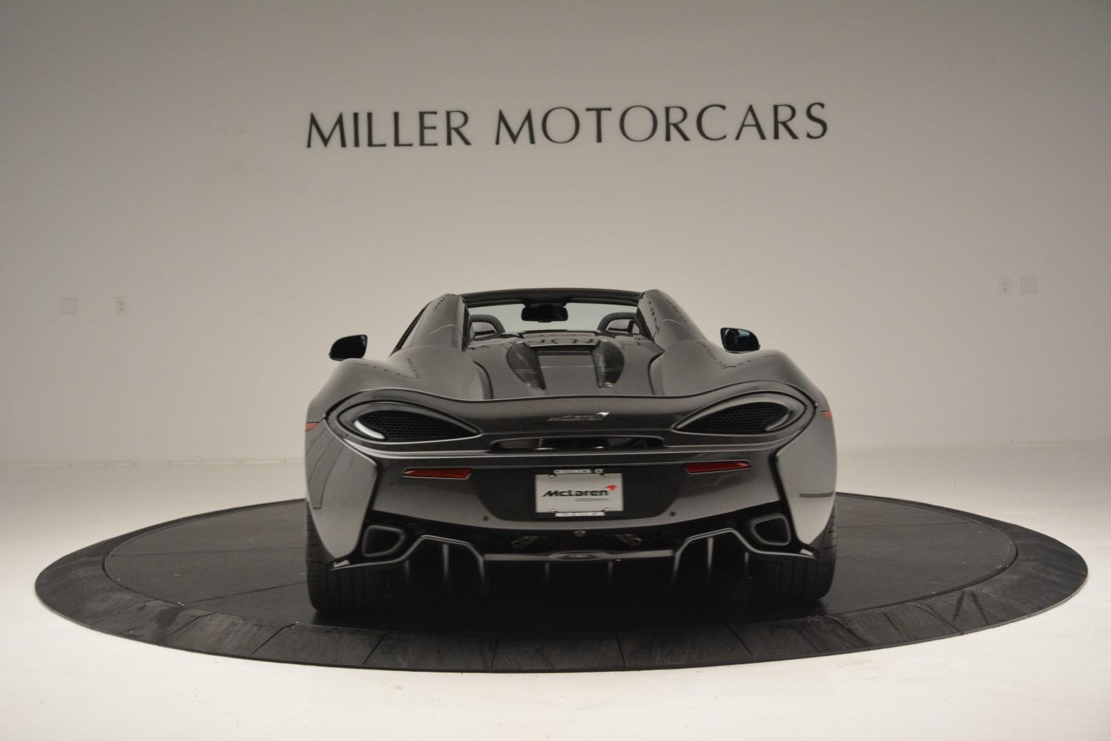 New 2019 McLaren 570S Spider Convertible For Sale In Westport, CT 2526_p6