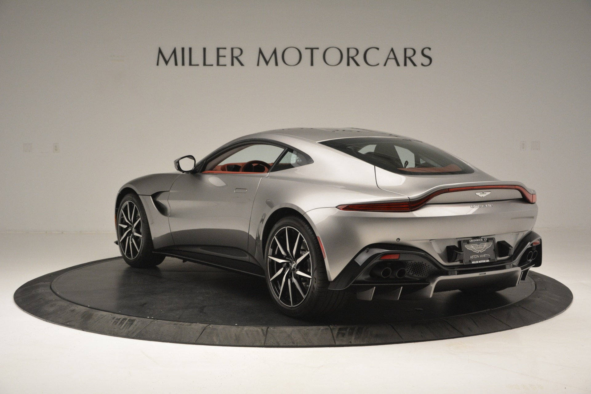 New 2019 Aston Martin Vantage  For Sale In Westport, CT 2528_p5