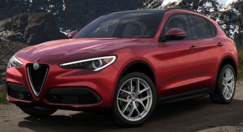 New 2018 Alfa Romeo Stelvio Ti Sport Q4 For Sale In Westport, CT 2529_main