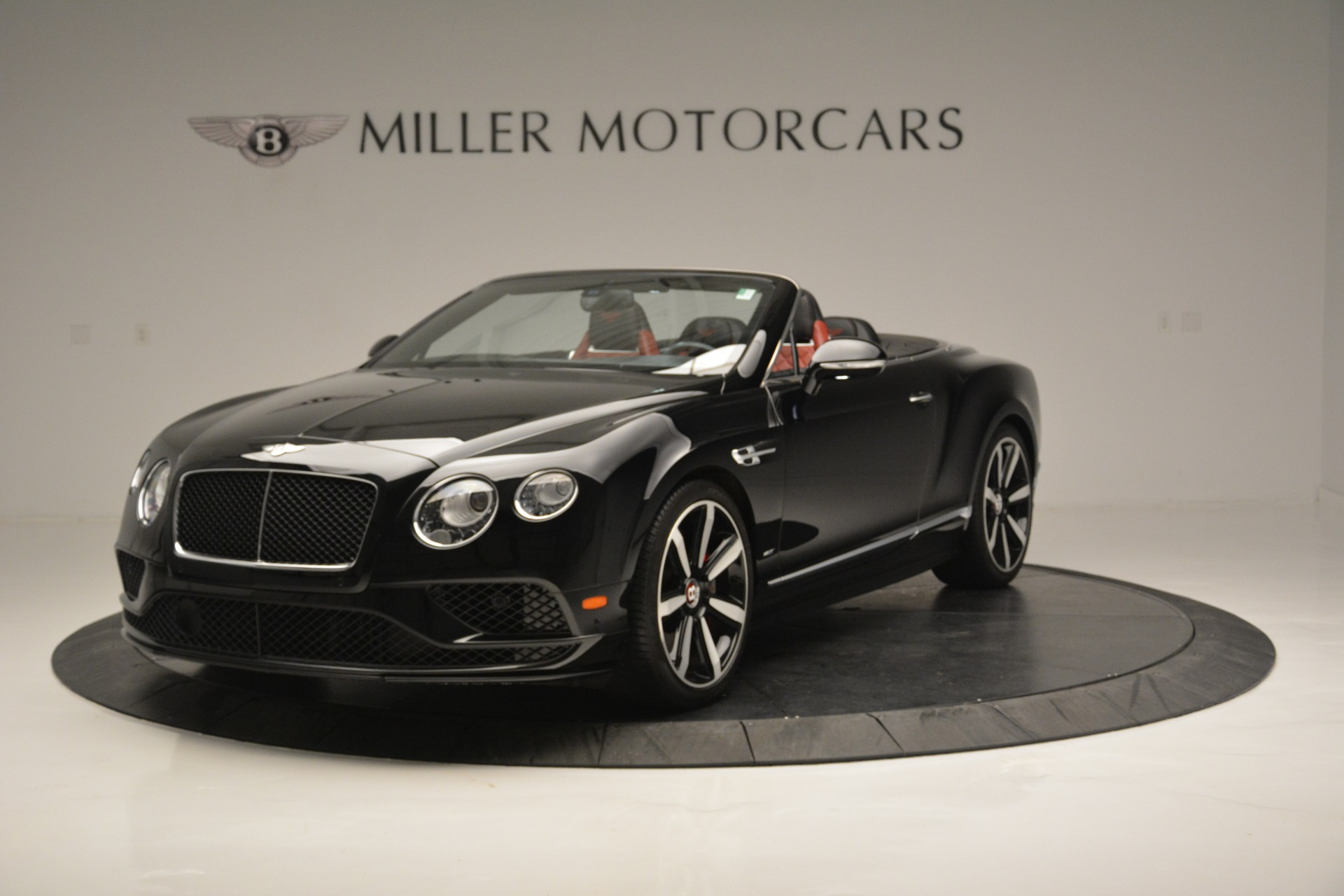 Used 2016 Bentley Continental GT V8 S For Sale In Westport, CT 2530_main