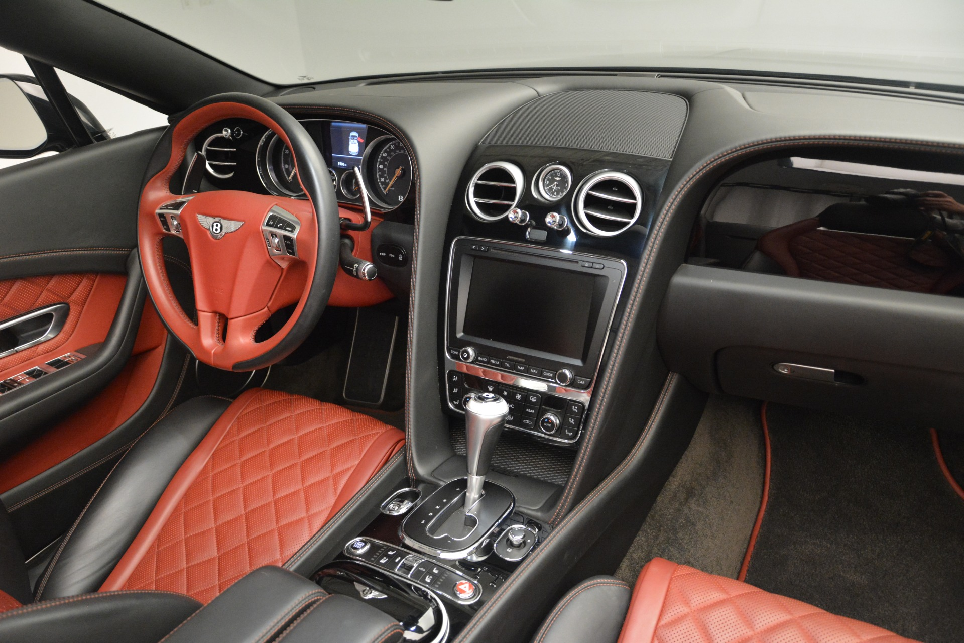 Used 2016 Bentley Continental GT V8 S For Sale In Westport, CT 2530_p29