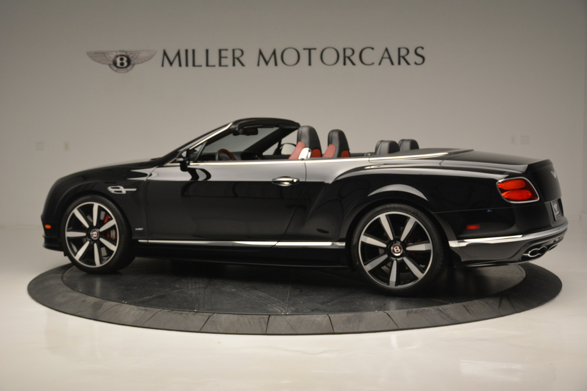 Used 2016 Bentley Continental GT V8 S For Sale In Westport, CT 2530_p4