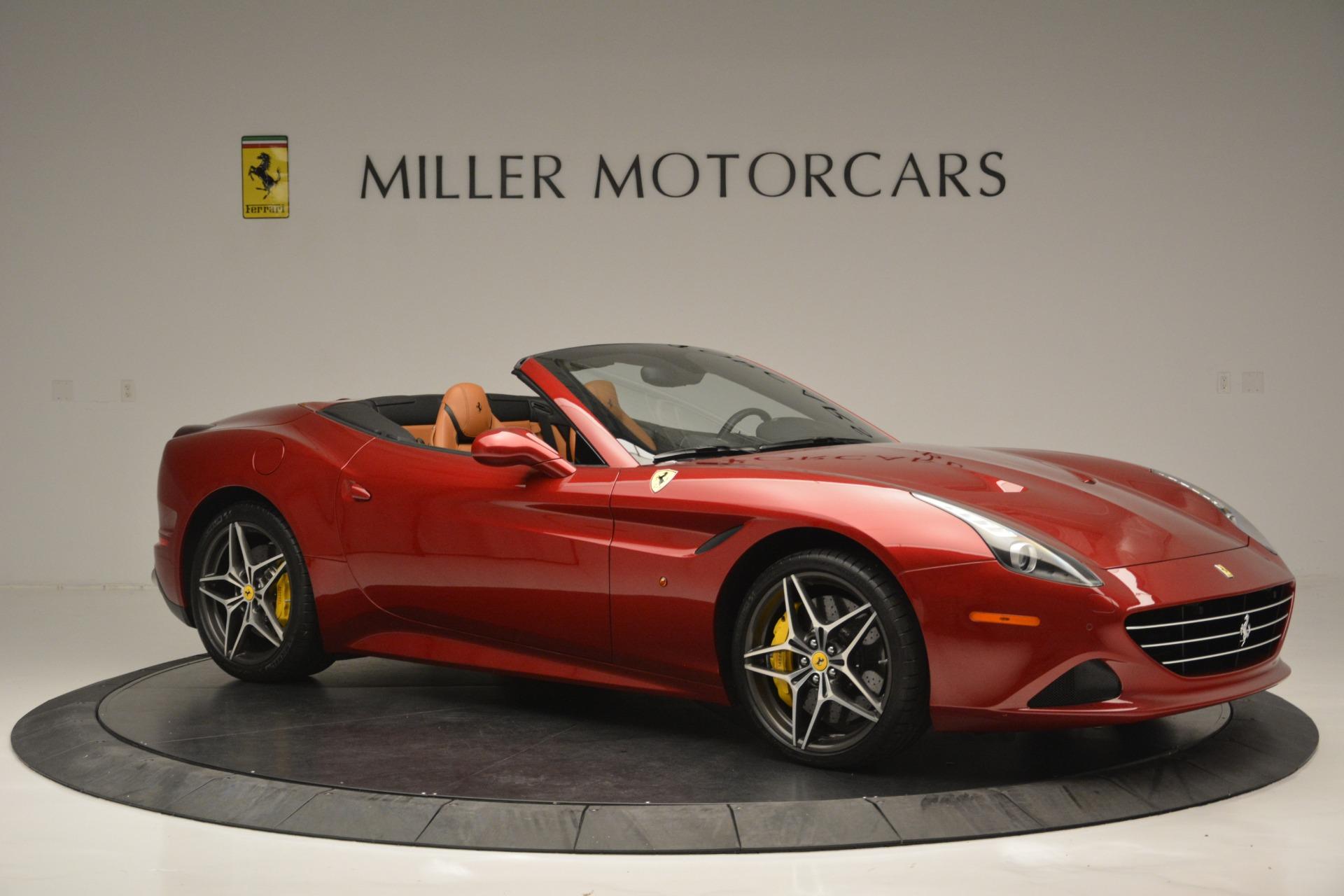 Used 2016 Ferrari California T  For Sale In Westport, CT 2534_p10
