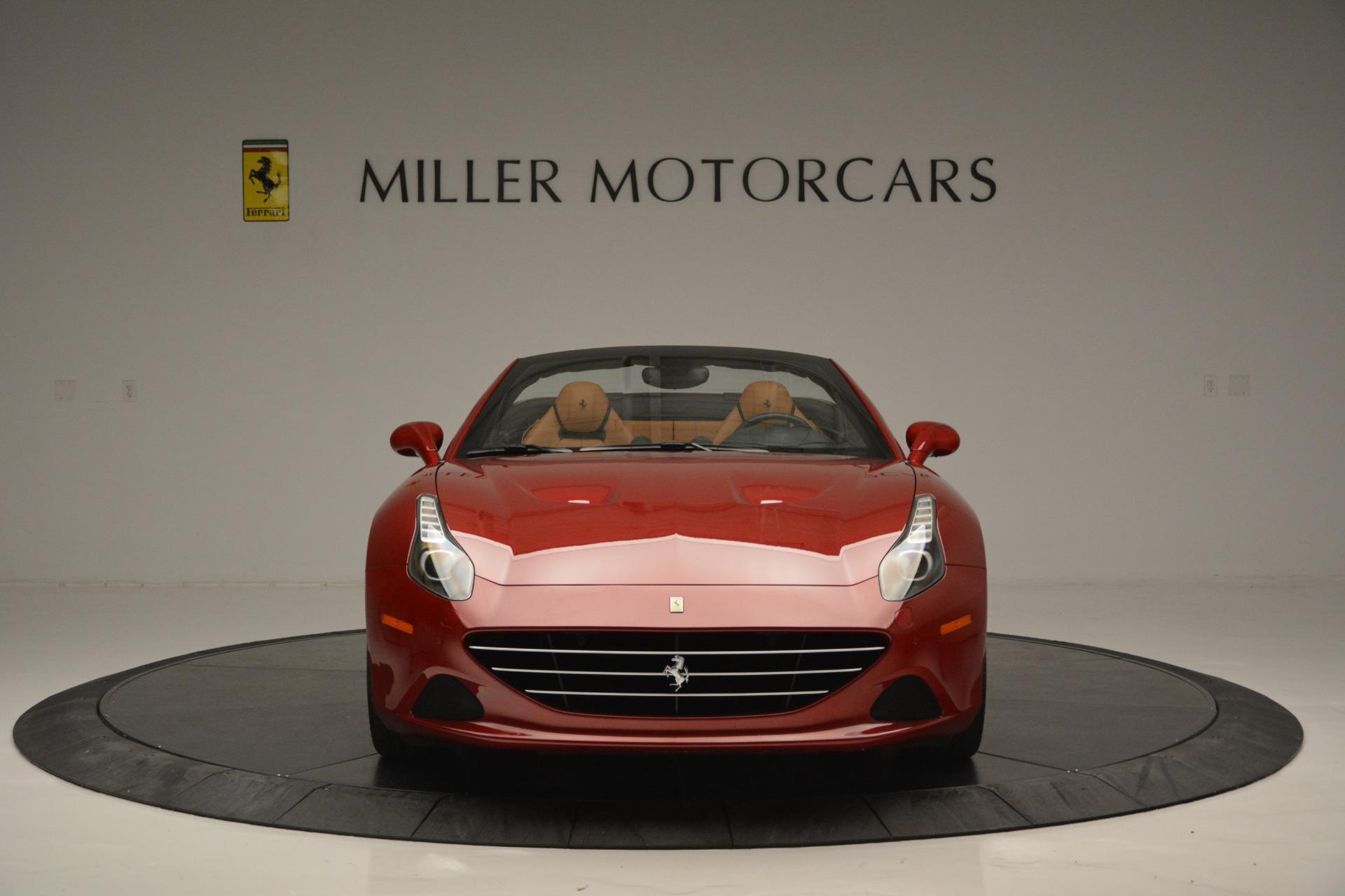 Used 2016 Ferrari California T  For Sale In Westport, CT 2534_p12