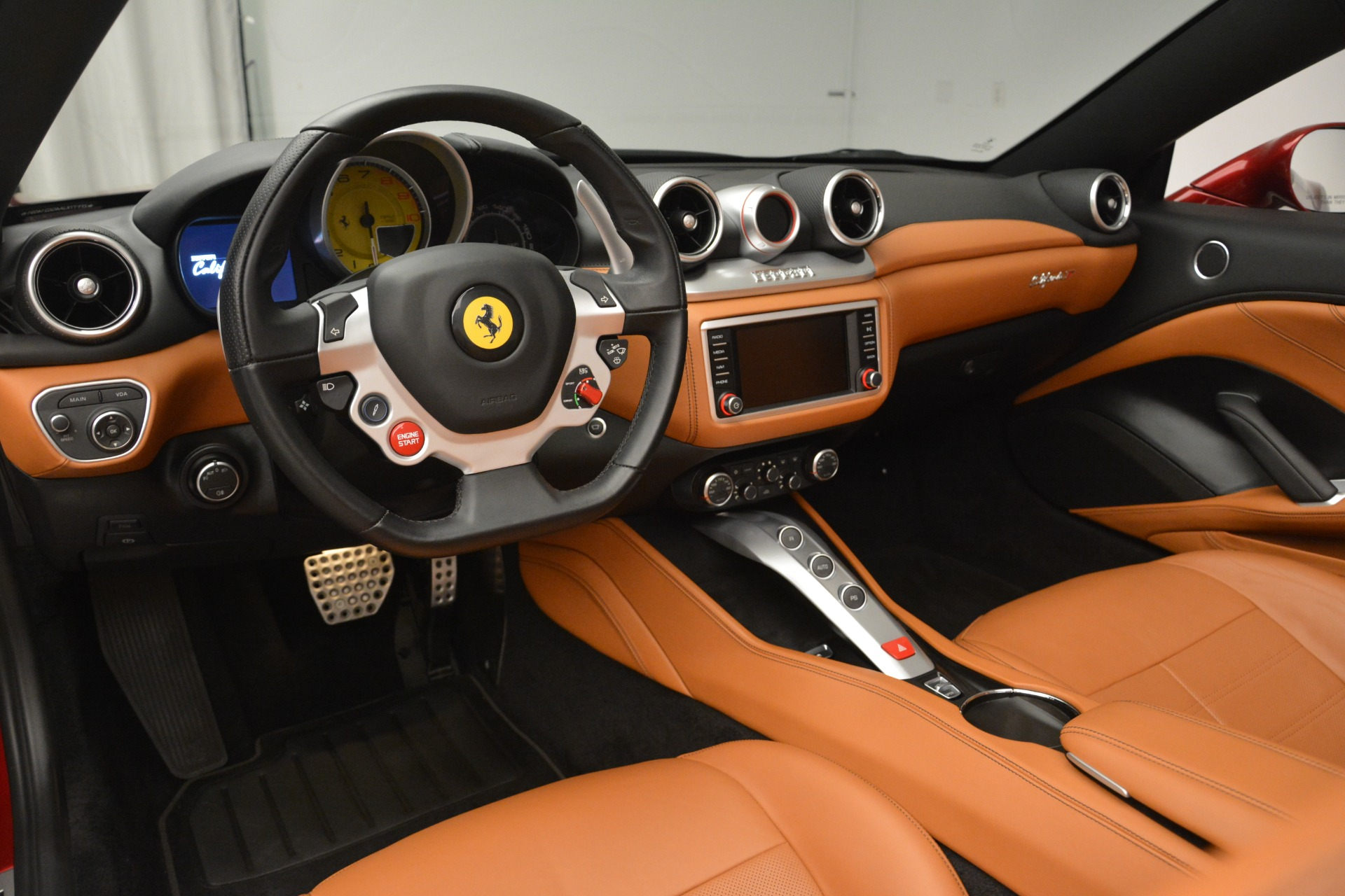 Used 2016 Ferrari California T  For Sale In Westport, CT 2534_p25