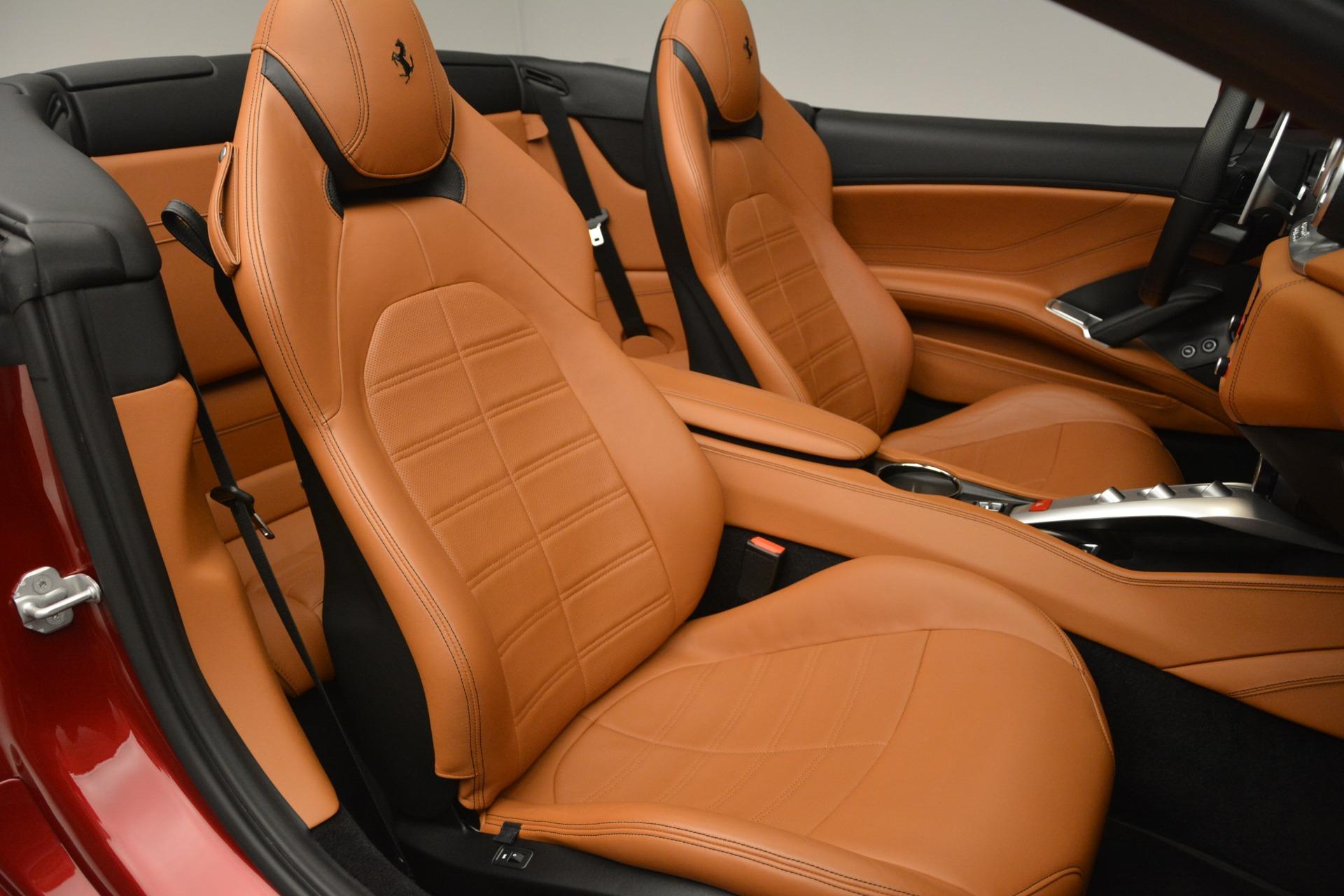 Used 2016 Ferrari California T  For Sale In Westport, CT 2534_p32