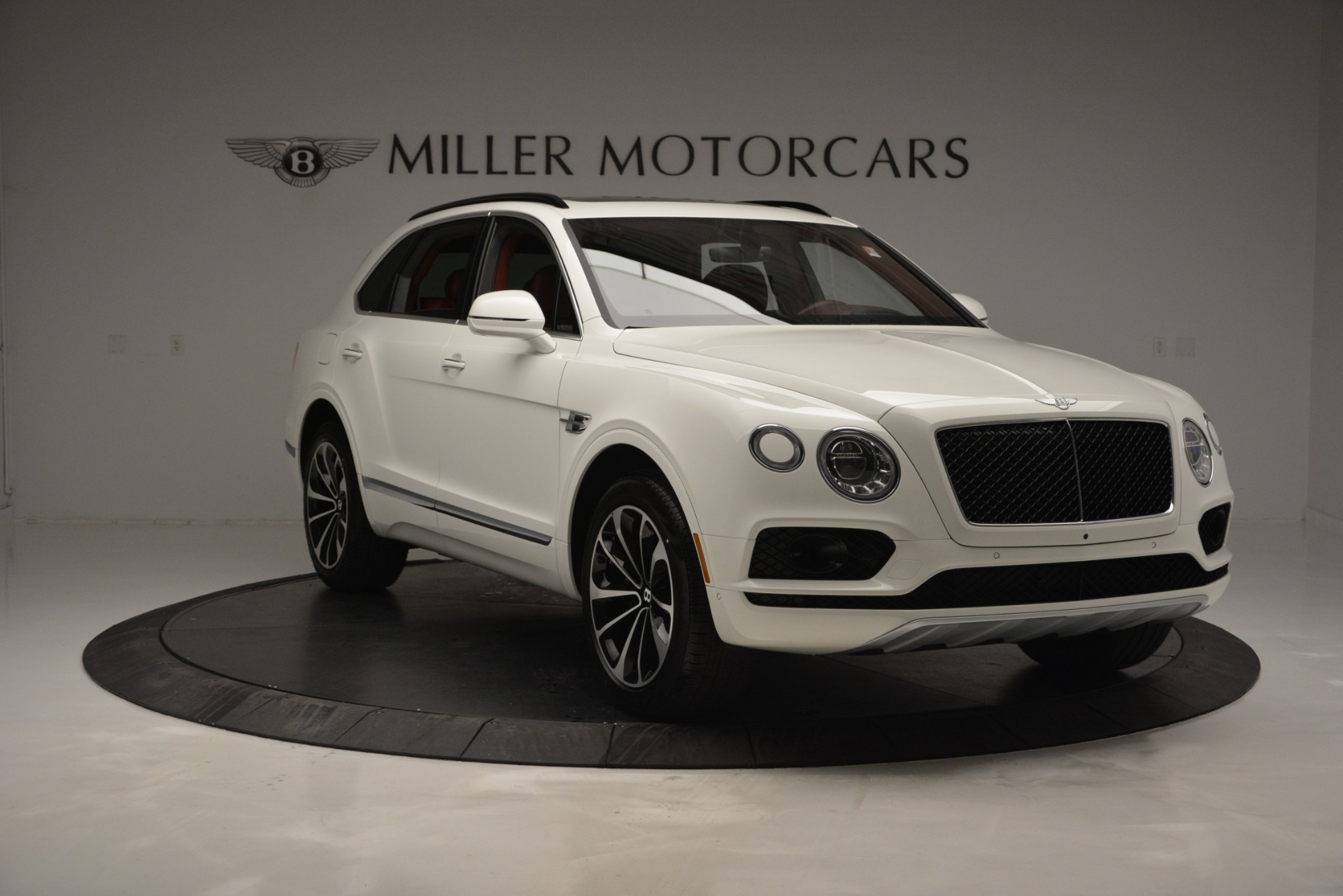 New 2019 Bentley Bentayga V8 For Sale In Westport, CT 2535_p11