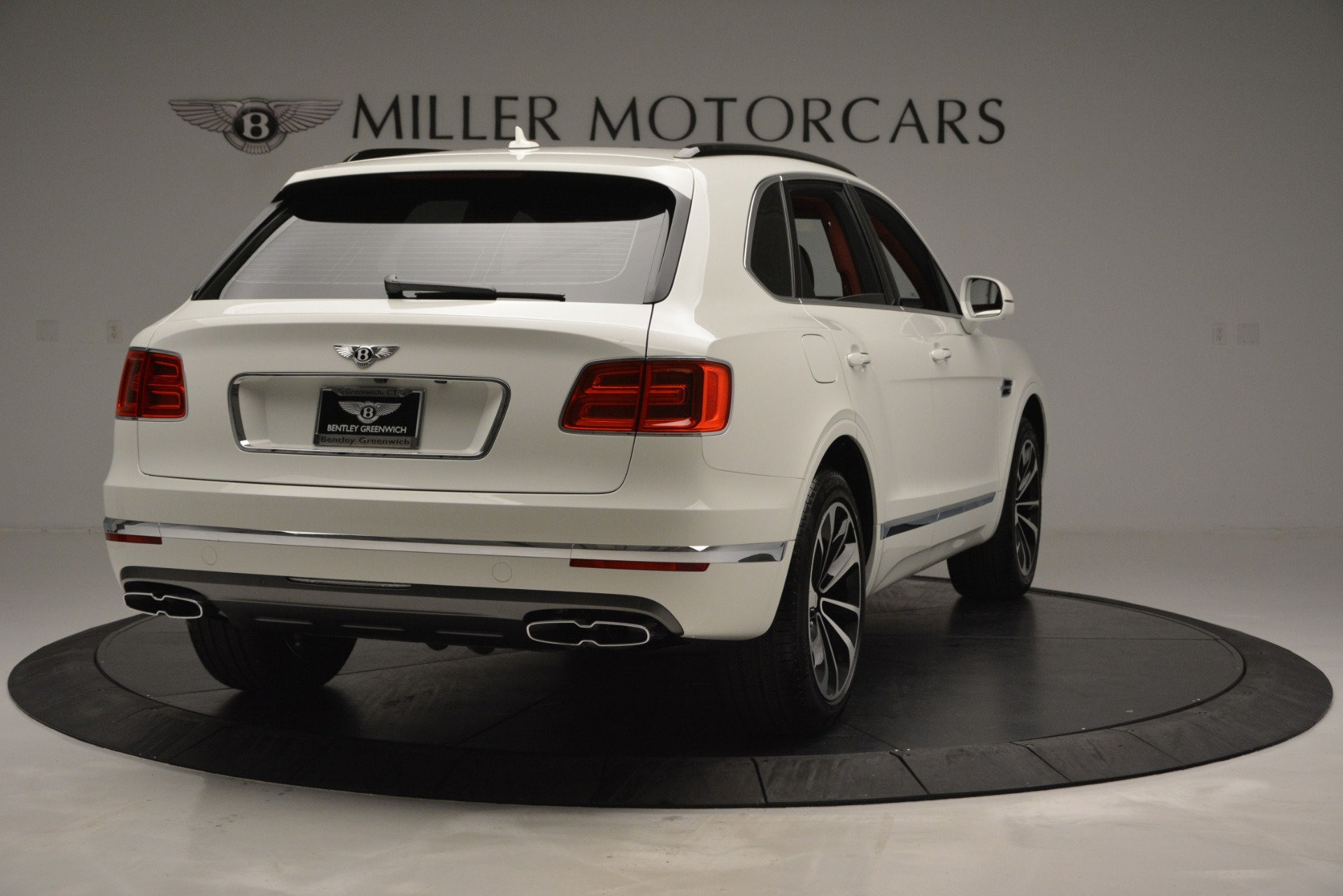 New 2019 Bentley Bentayga V8 For Sale In Westport, CT 2535_p7