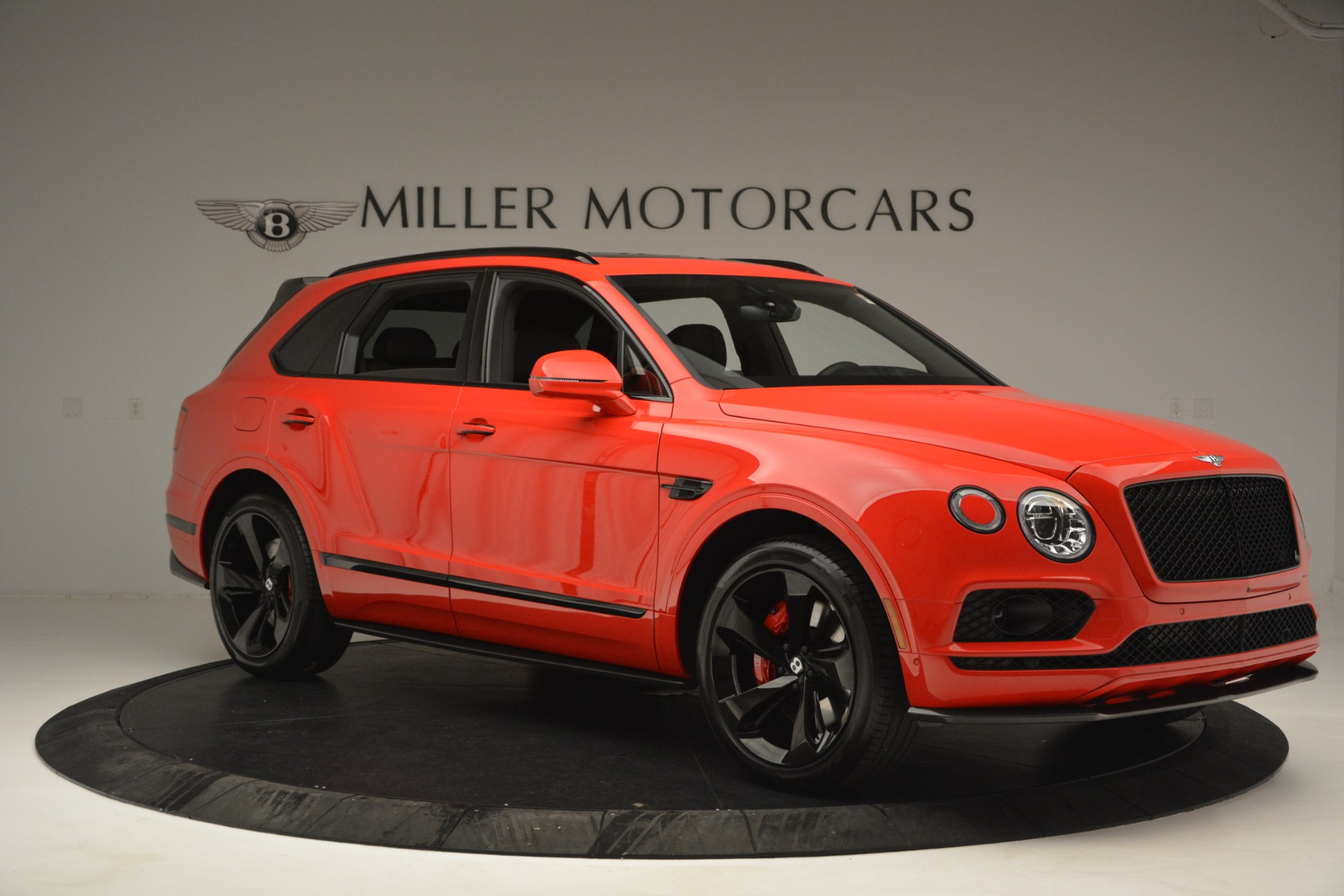 New 2019 BENTLEY Bentayga V8 For Sale In Westport, CT 2536_p10