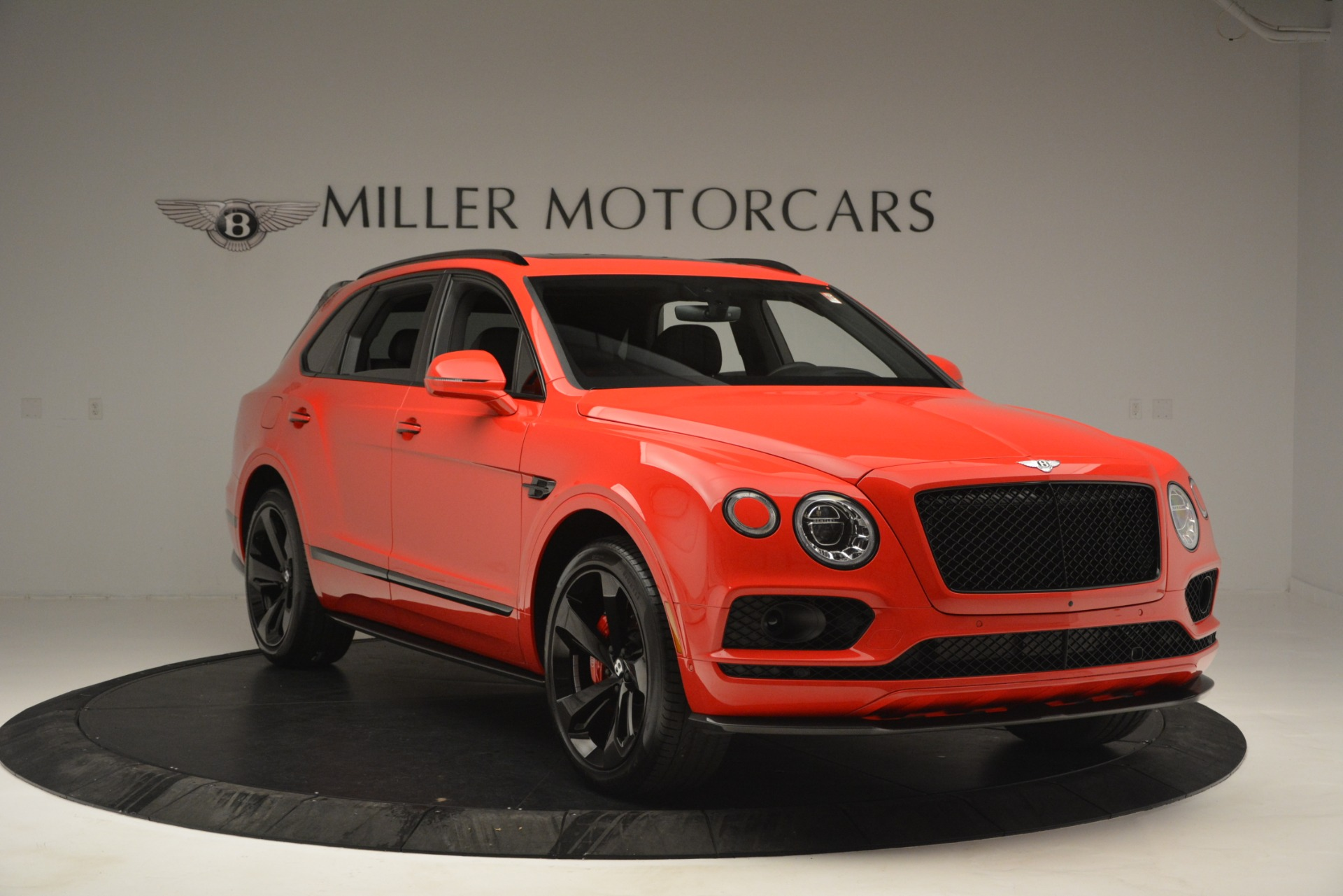 New 2019 BENTLEY Bentayga V8 For Sale In Westport, CT 2536_p11