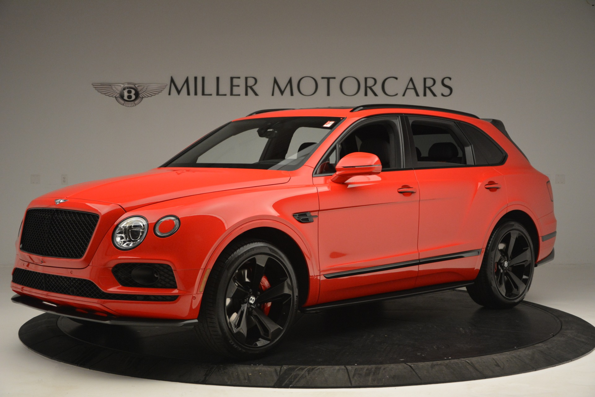 New 2019 BENTLEY Bentayga V8 For Sale In Westport, CT 2536_p2
