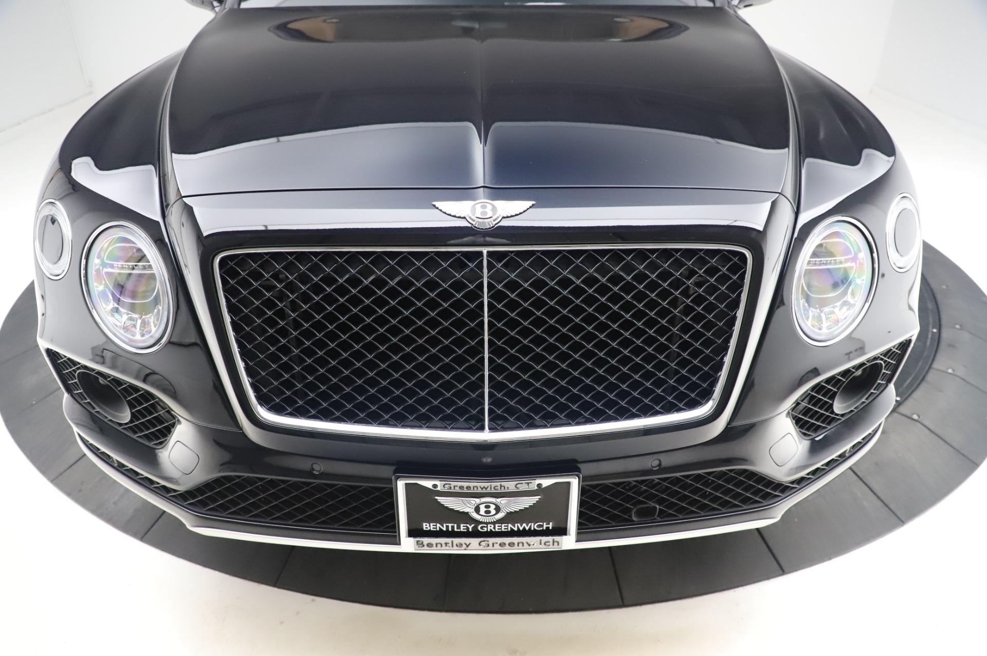 New 2019 Bentley Bentayga V8 For Sale In Westport, CT 2537_p13