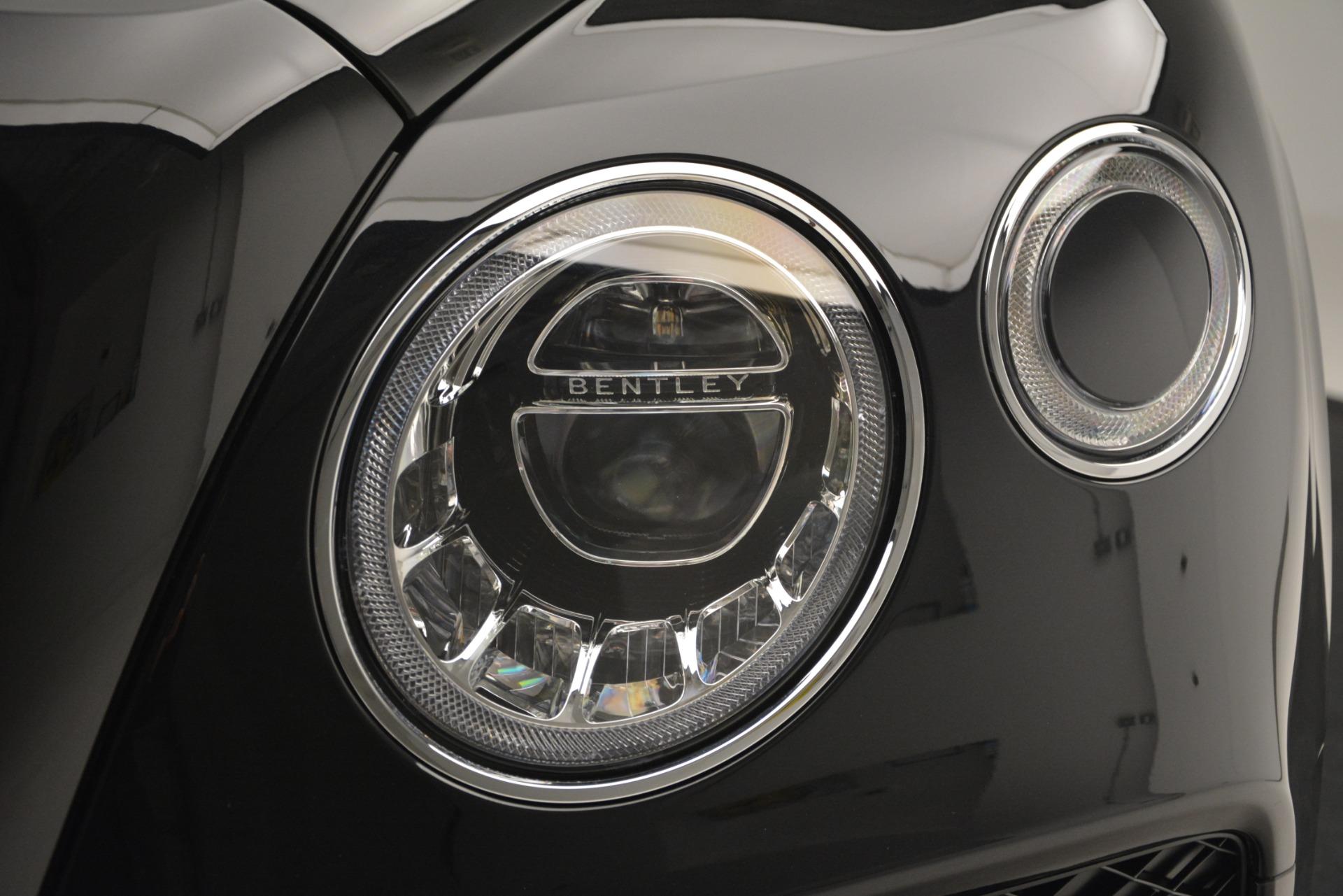 New 2019 Bentley Bentayga V8 For Sale In Westport, CT 2537_p14