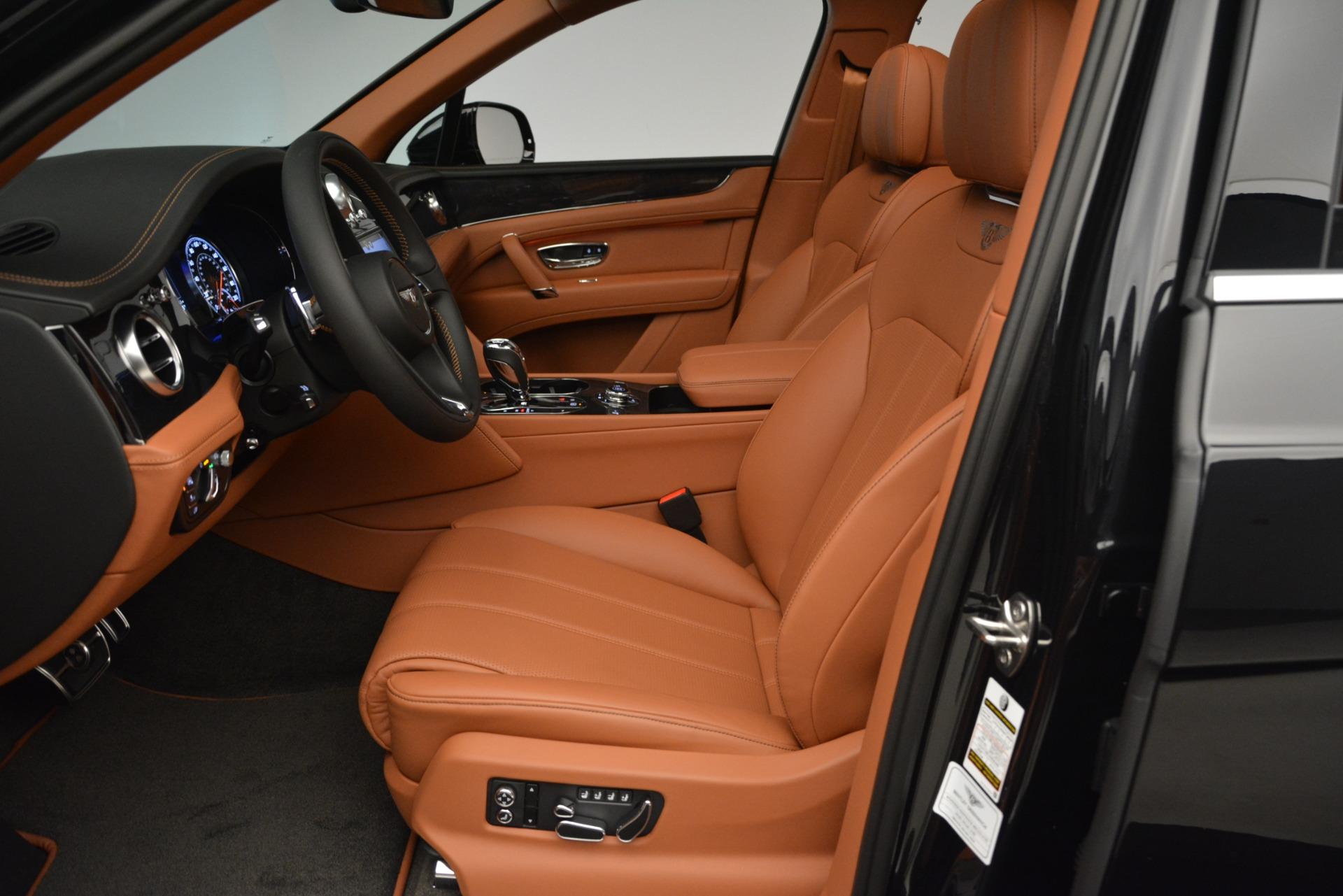 New 2019 Bentley Bentayga V8 For Sale In Westport, CT 2537_p18