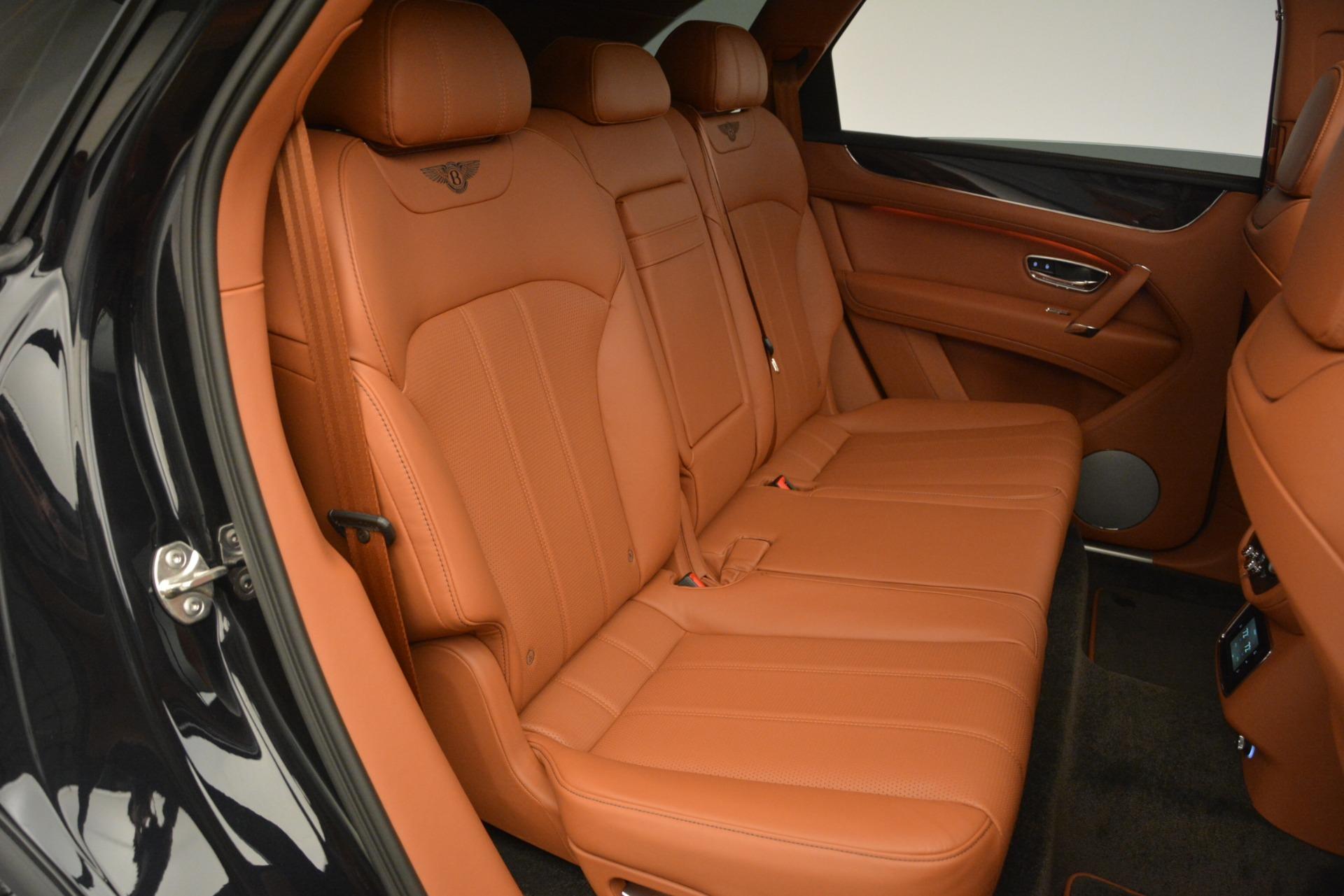 New 2019 Bentley Bentayga V8 For Sale In Westport, CT 2537_p28