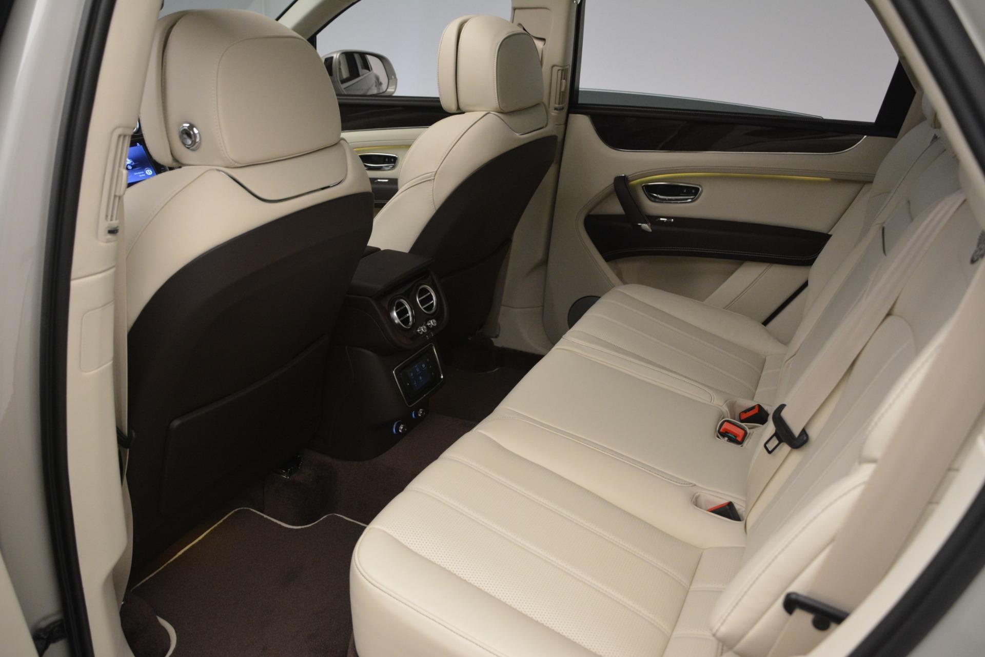 New 2019 Bentley Bentayga V8 For Sale In Westport, CT 2538_p23