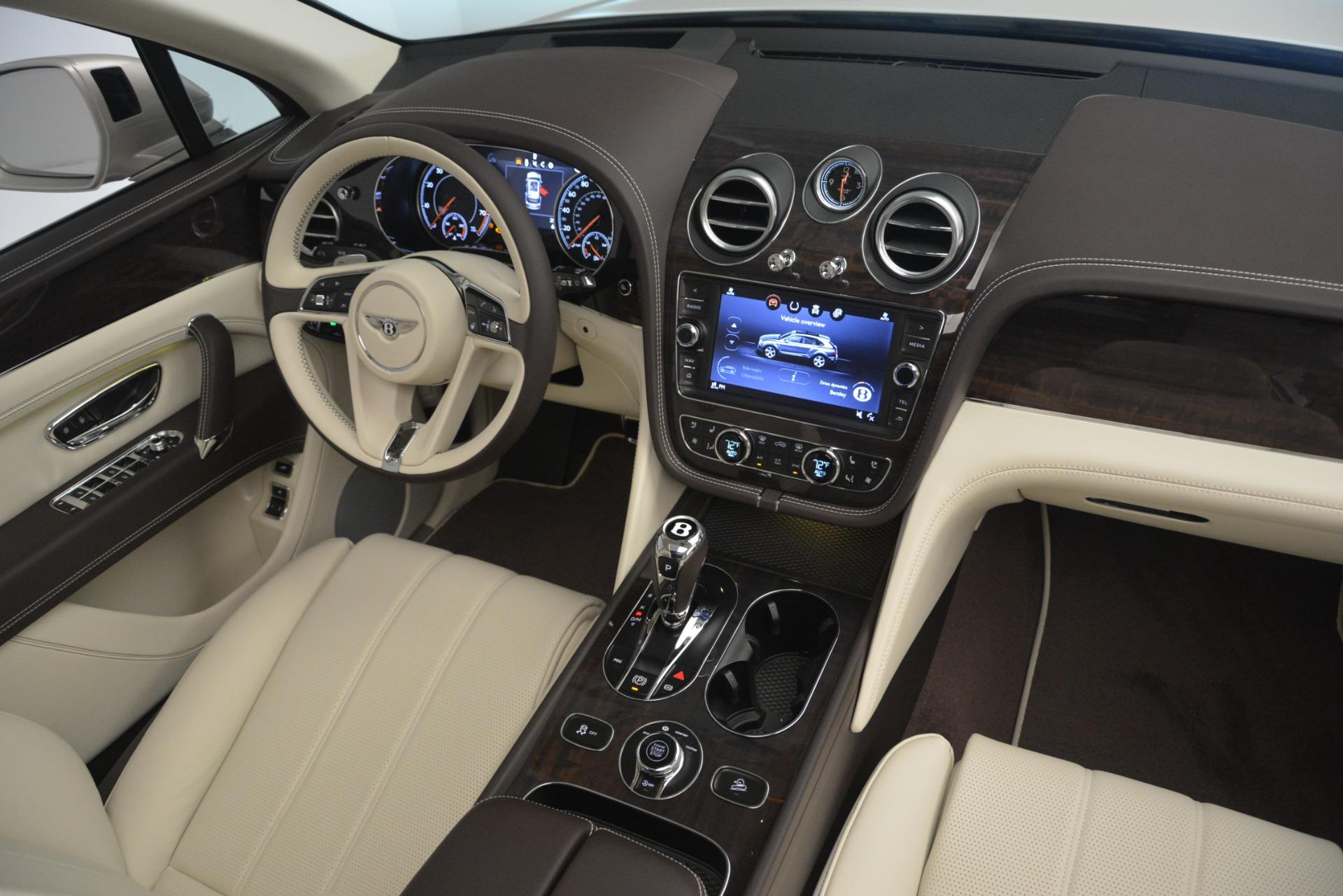 New 2019 Bentley Bentayga V8 For Sale In Westport, CT 2538_p30