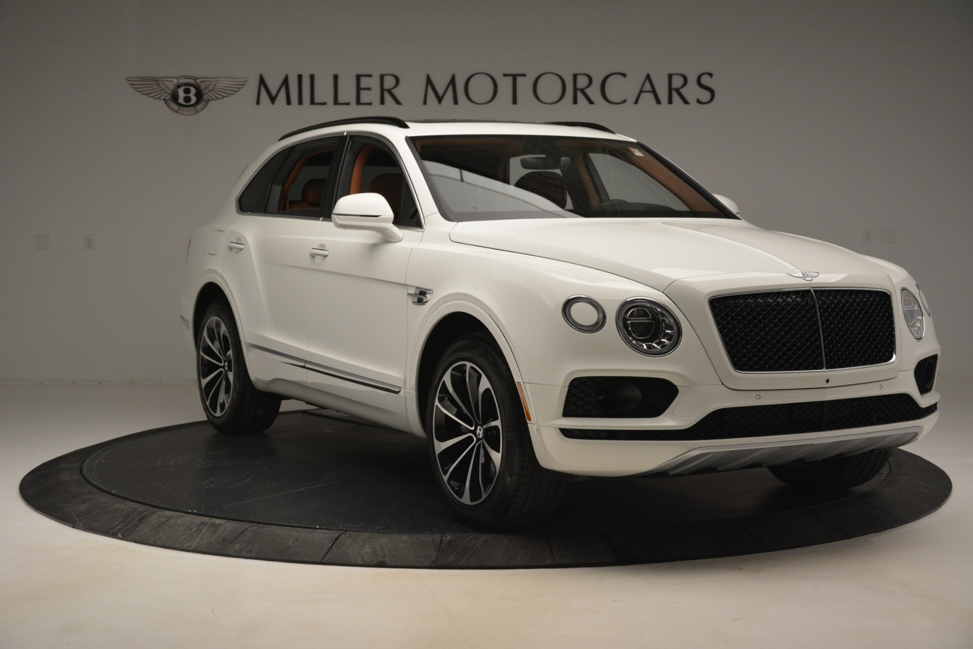 New 2019 Bentley Bentayga V8 For Sale In Westport, CT 2539_p12