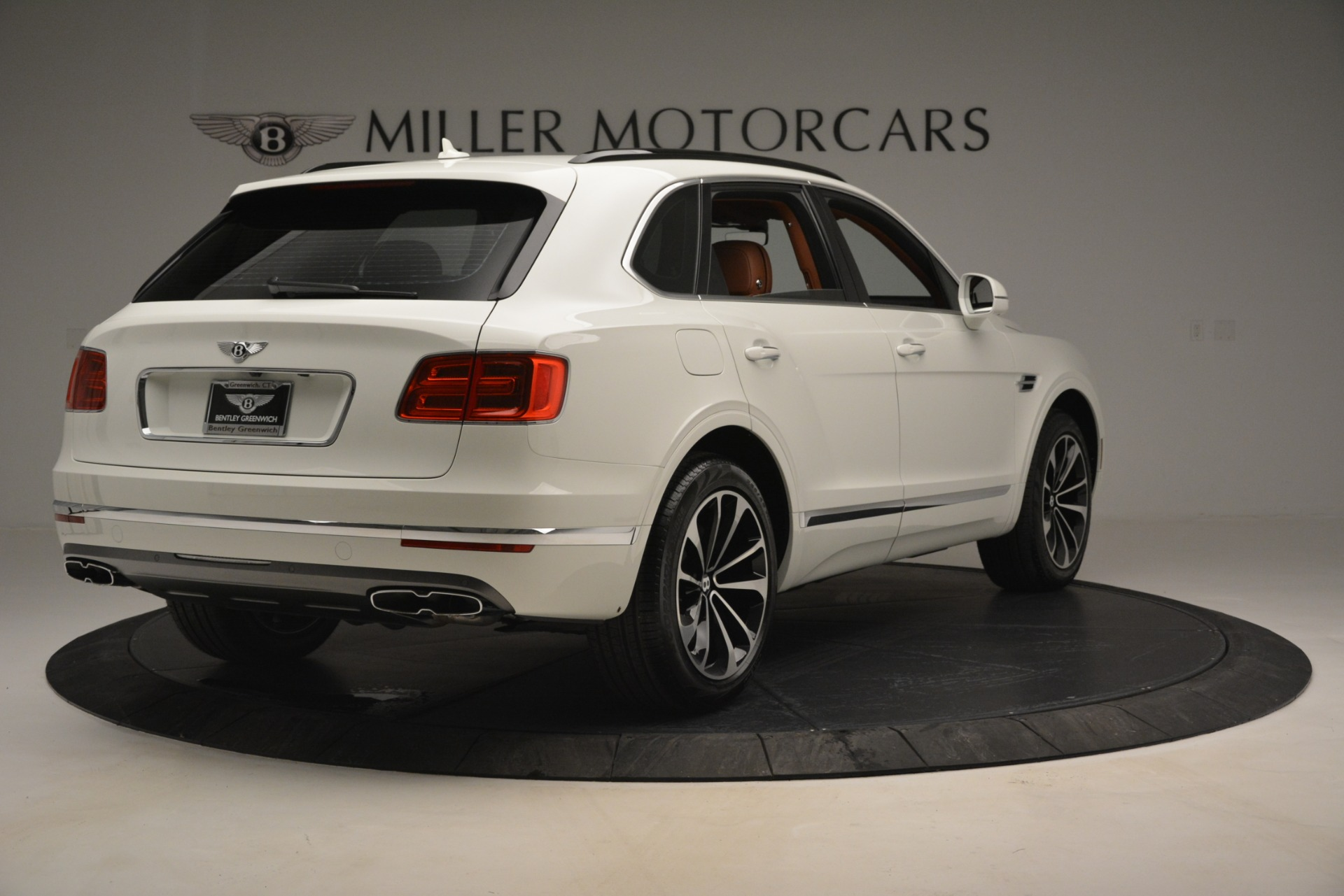 New 2019 Bentley Bentayga V8 For Sale In Westport, CT 2539_p7
