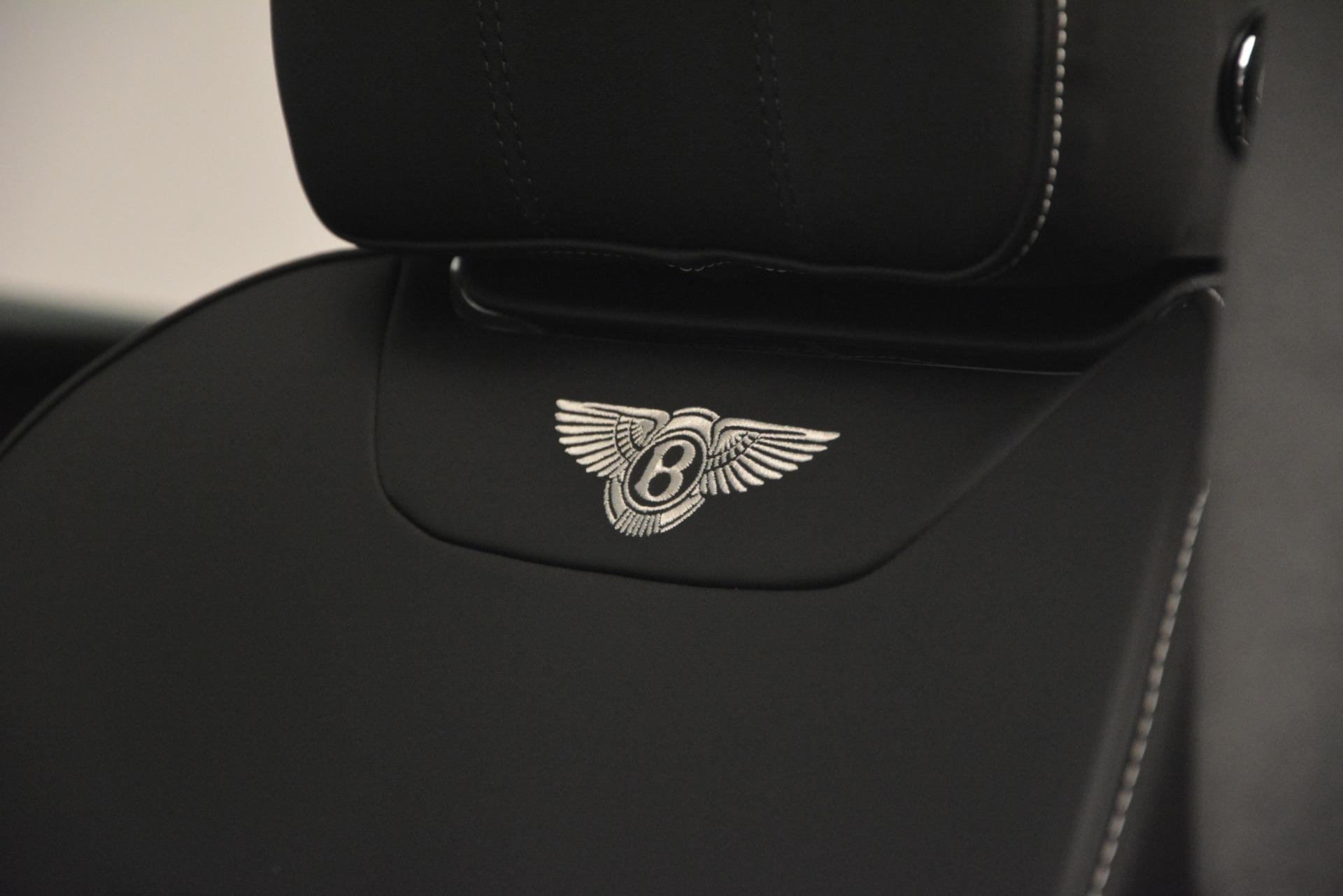 Used 2019 Bentley Bentayga V8 For Sale In Westport, CT 2540_p20