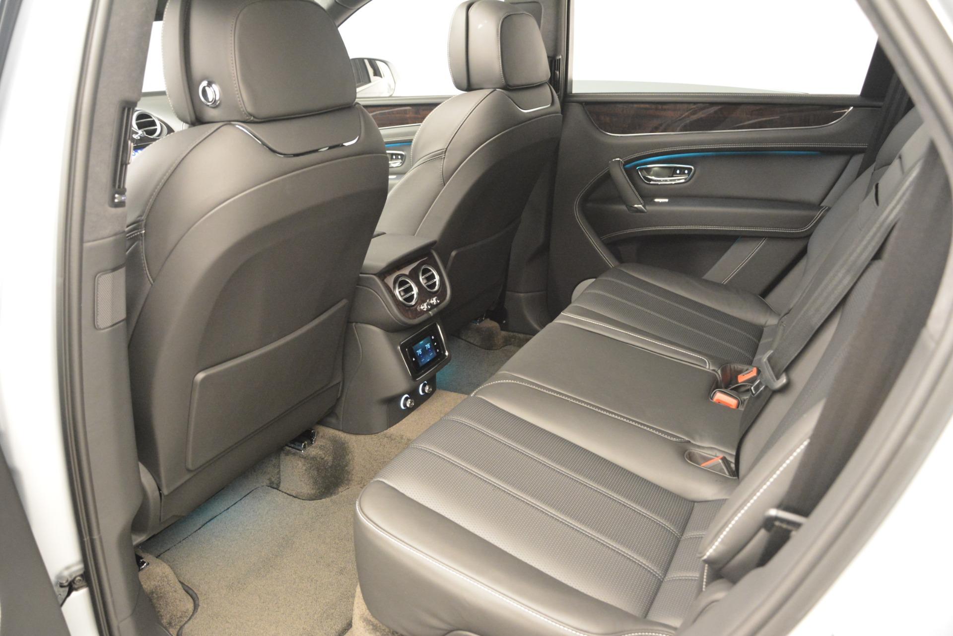Used 2019 Bentley Bentayga V8 For Sale In Westport, CT 2540_p24