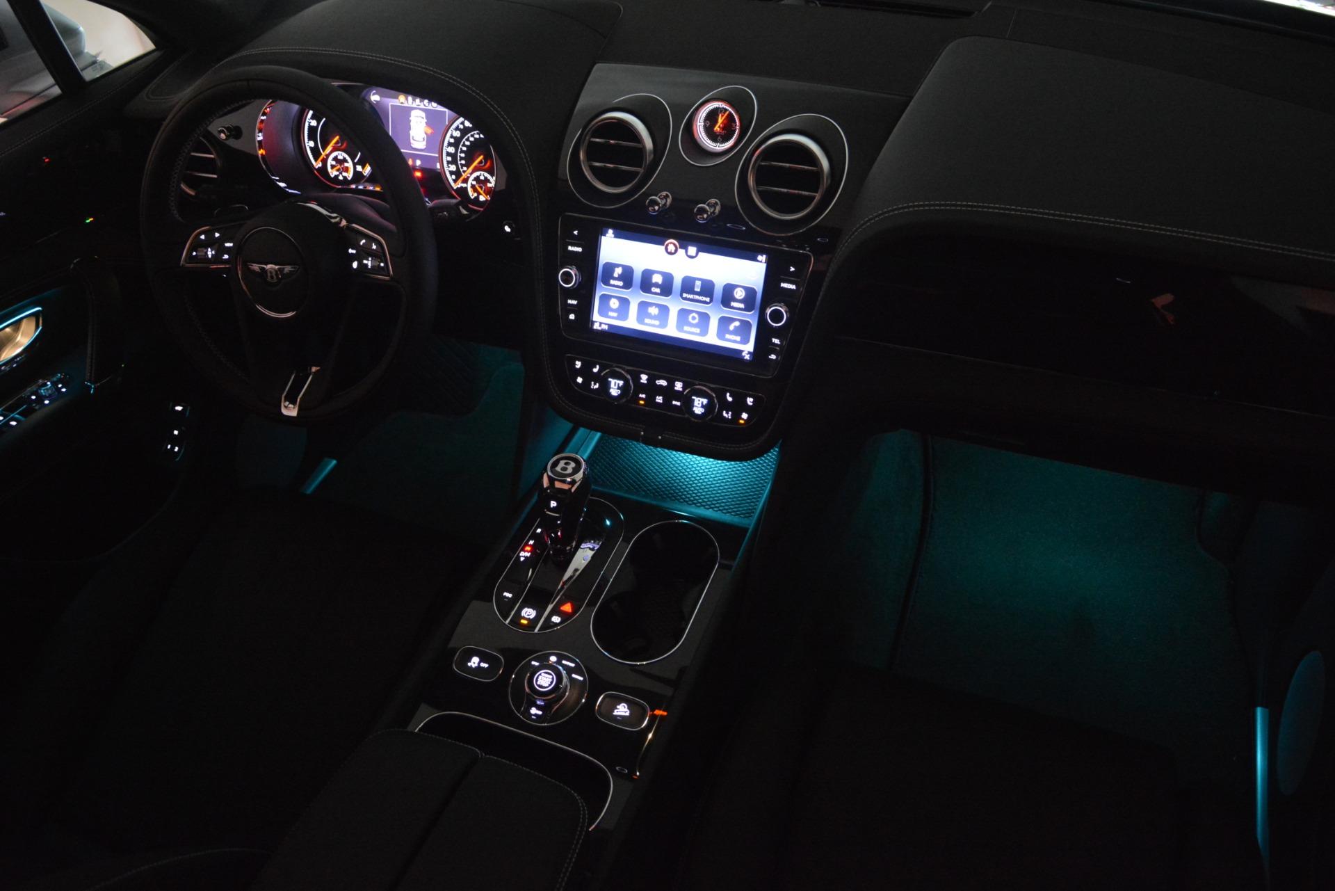 Used 2019 Bentley Bentayga V8 For Sale In Westport, CT 2540_p31