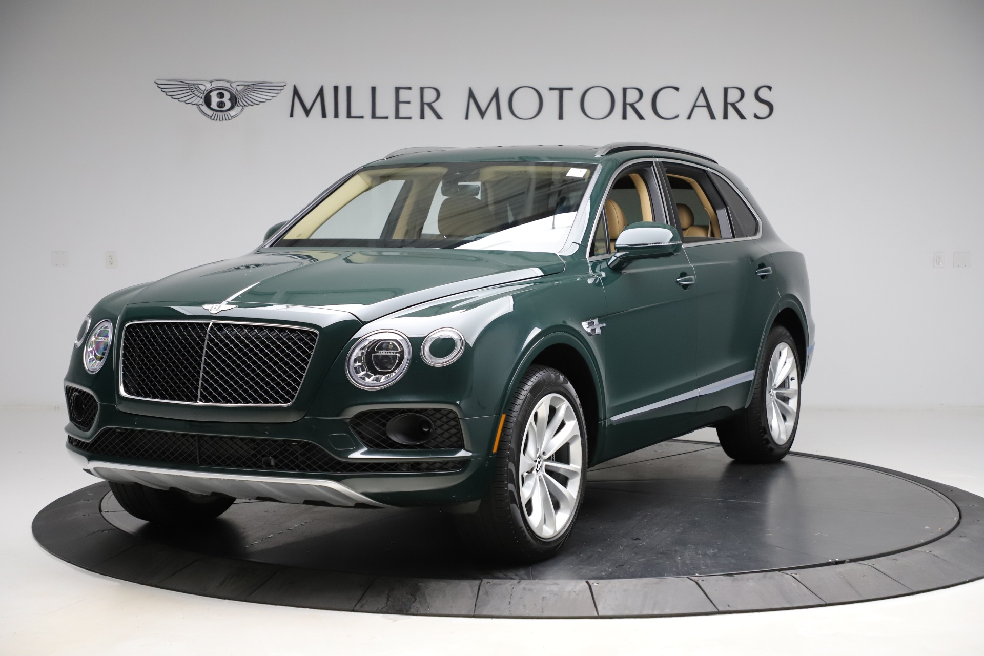 New 2019 Bentley Bentayga V8 For Sale In Westport, CT 2541_main