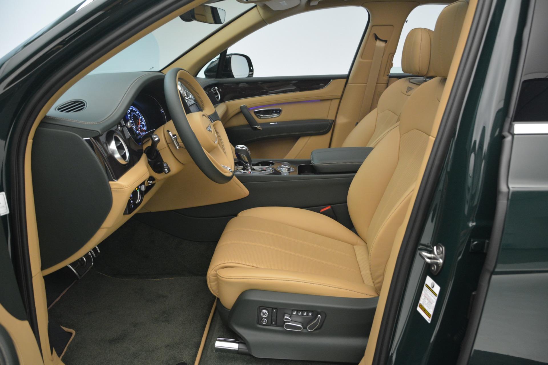 New 2019 Bentley Bentayga V8 For Sale In Westport, CT 2541_p19