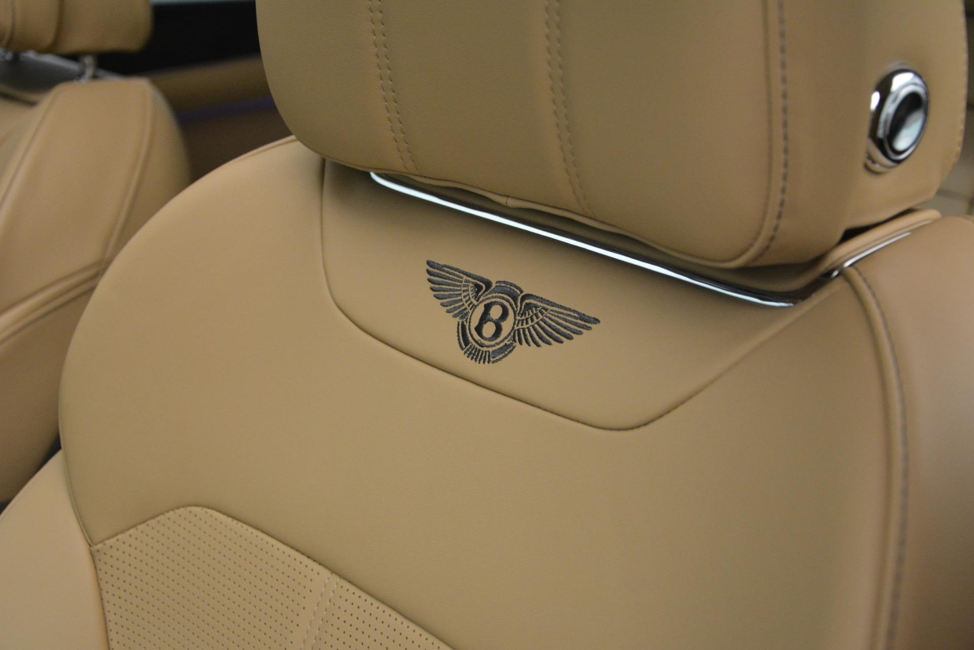 New 2019 Bentley Bentayga V8 For Sale In Westport, CT 2541_p22