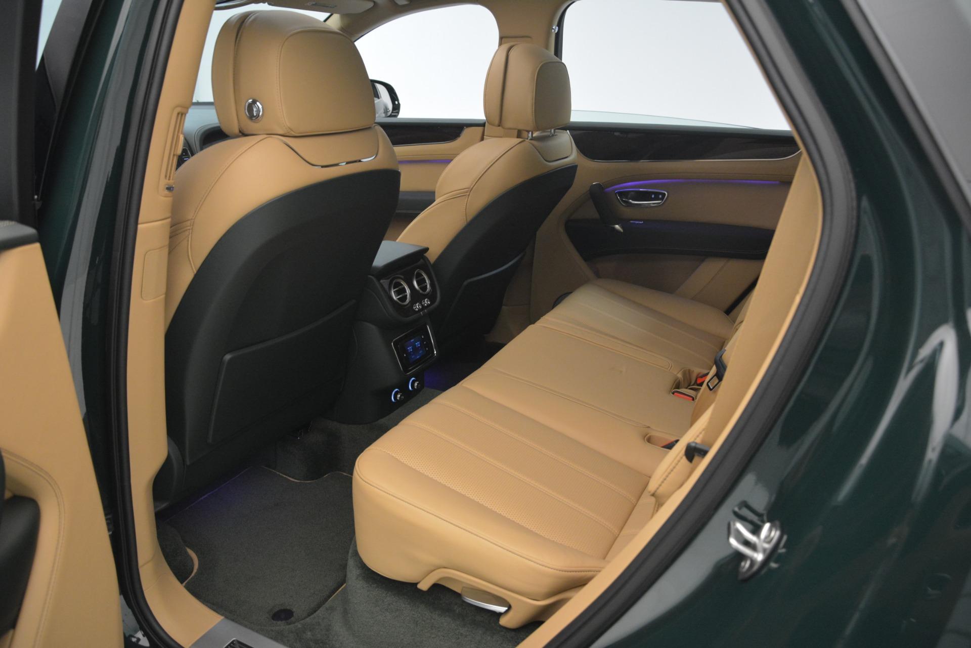 New 2019 Bentley Bentayga V8 For Sale In Westport, CT 2541_p26