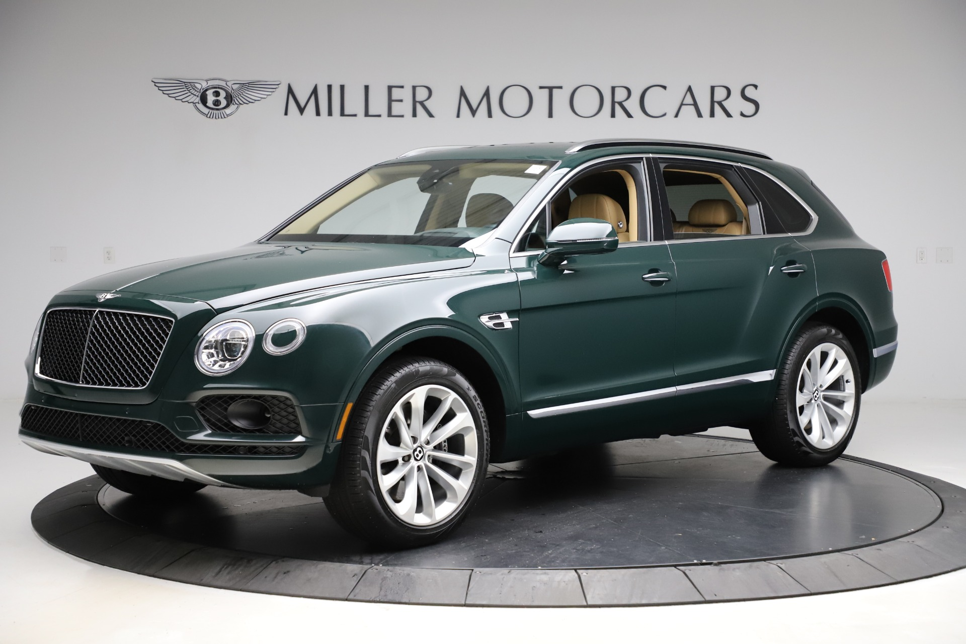New 2019 Bentley Bentayga V8 For Sale In Westport, CT 2541_p2