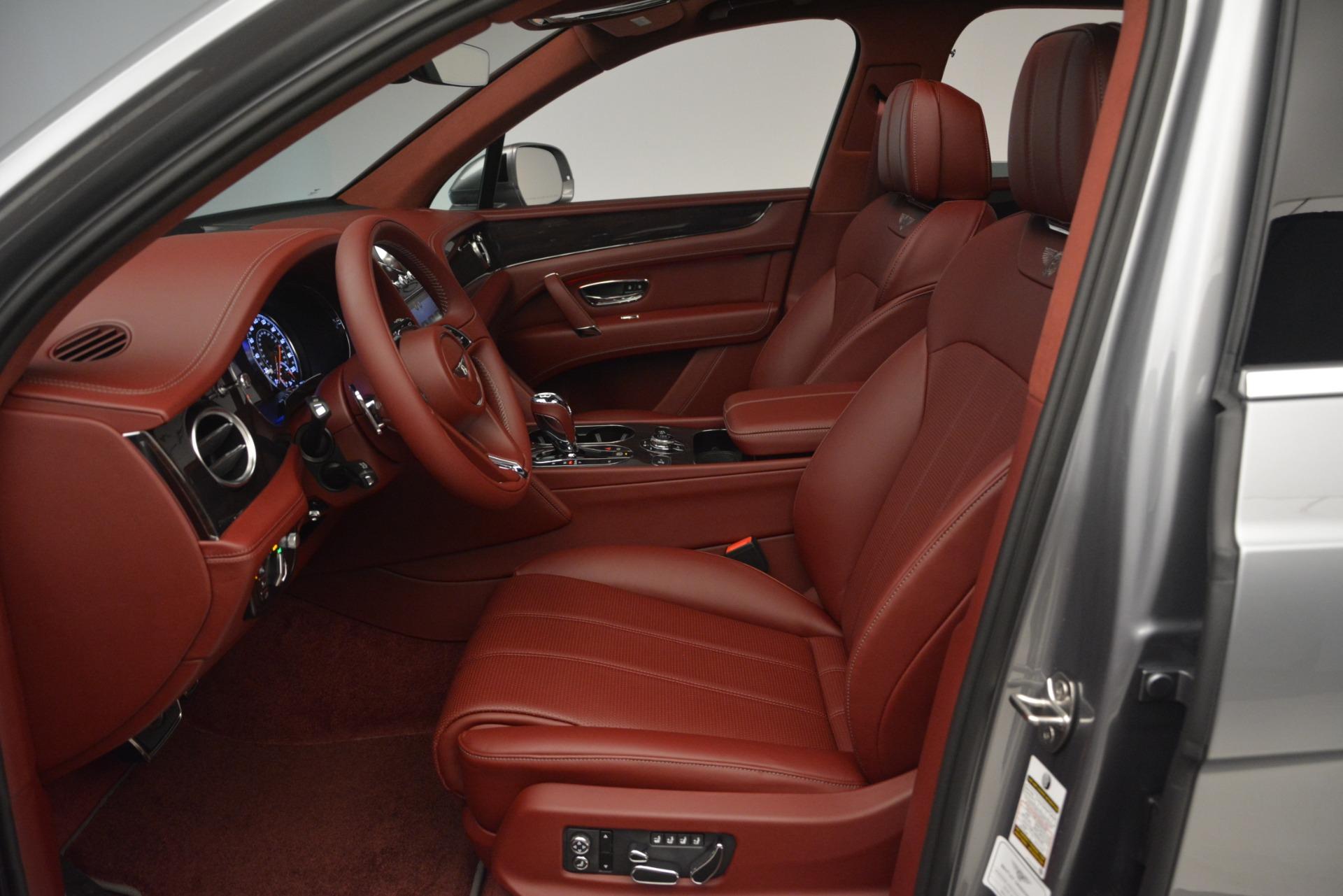New 2019 Bentley Bentayga V8 For Sale In Westport, CT 2542_p18