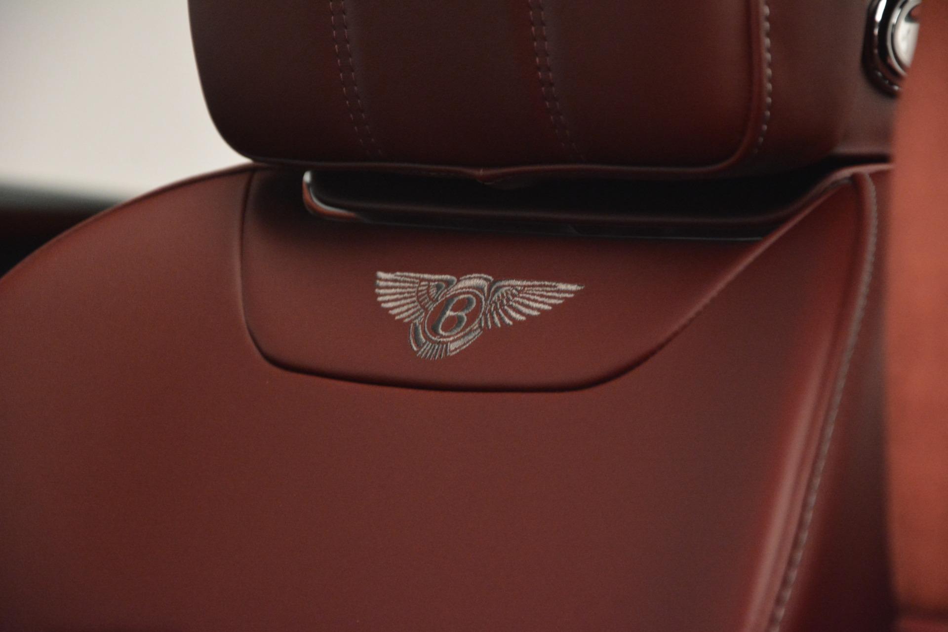 New 2019 Bentley Bentayga V8 For Sale In Westport, CT 2542_p20