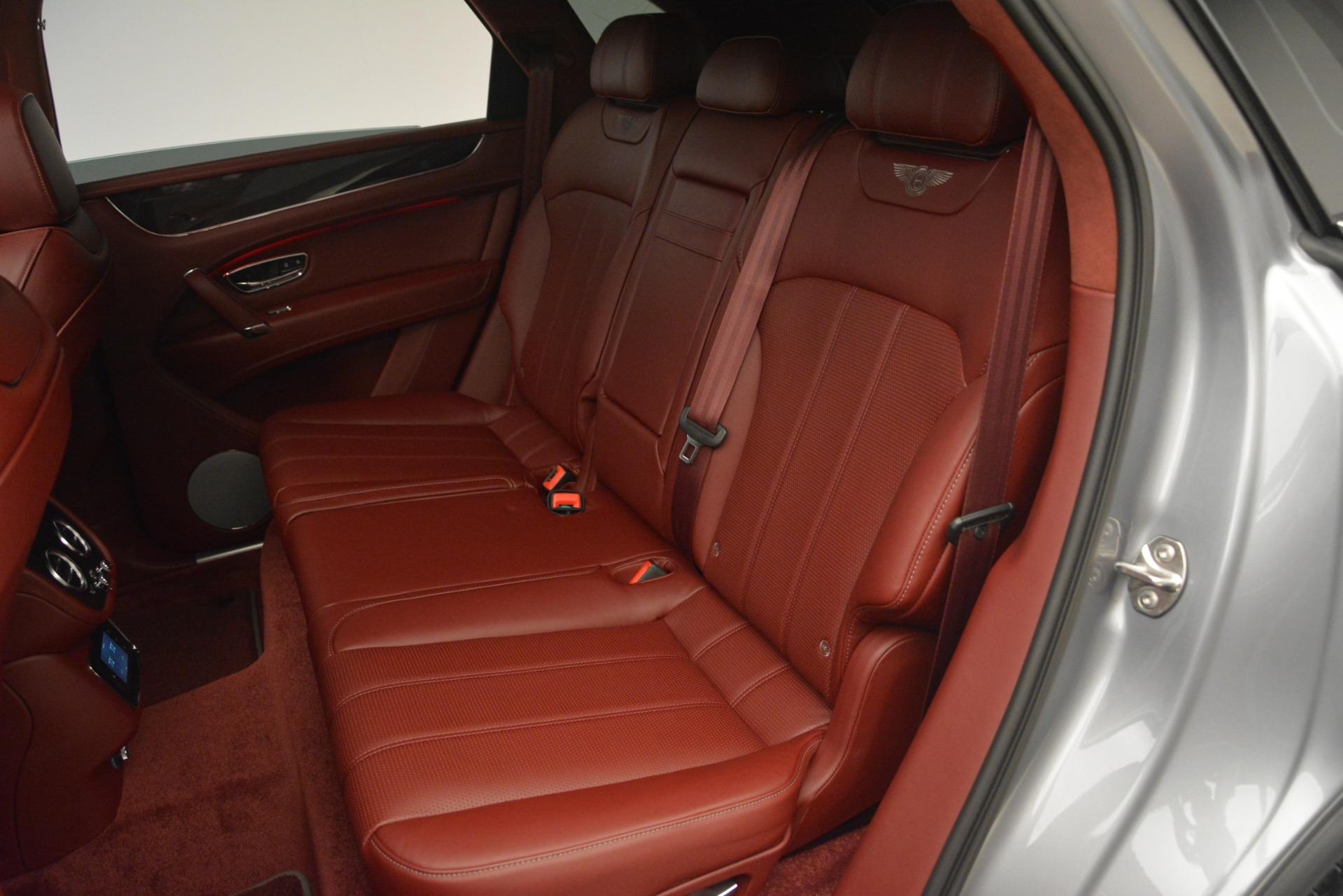 New 2019 Bentley Bentayga V8 For Sale In Westport, CT 2542_p25