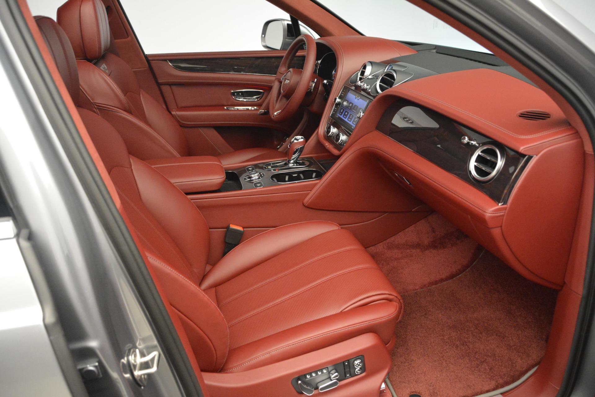 New 2019 Bentley Bentayga V8 For Sale In Westport, CT 2542_p26