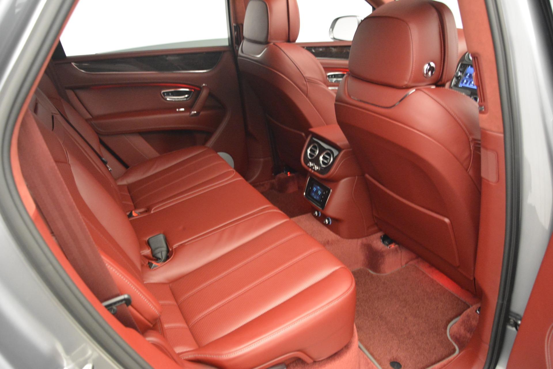 New 2019 Bentley Bentayga V8 For Sale In Westport, CT 2542_p28
