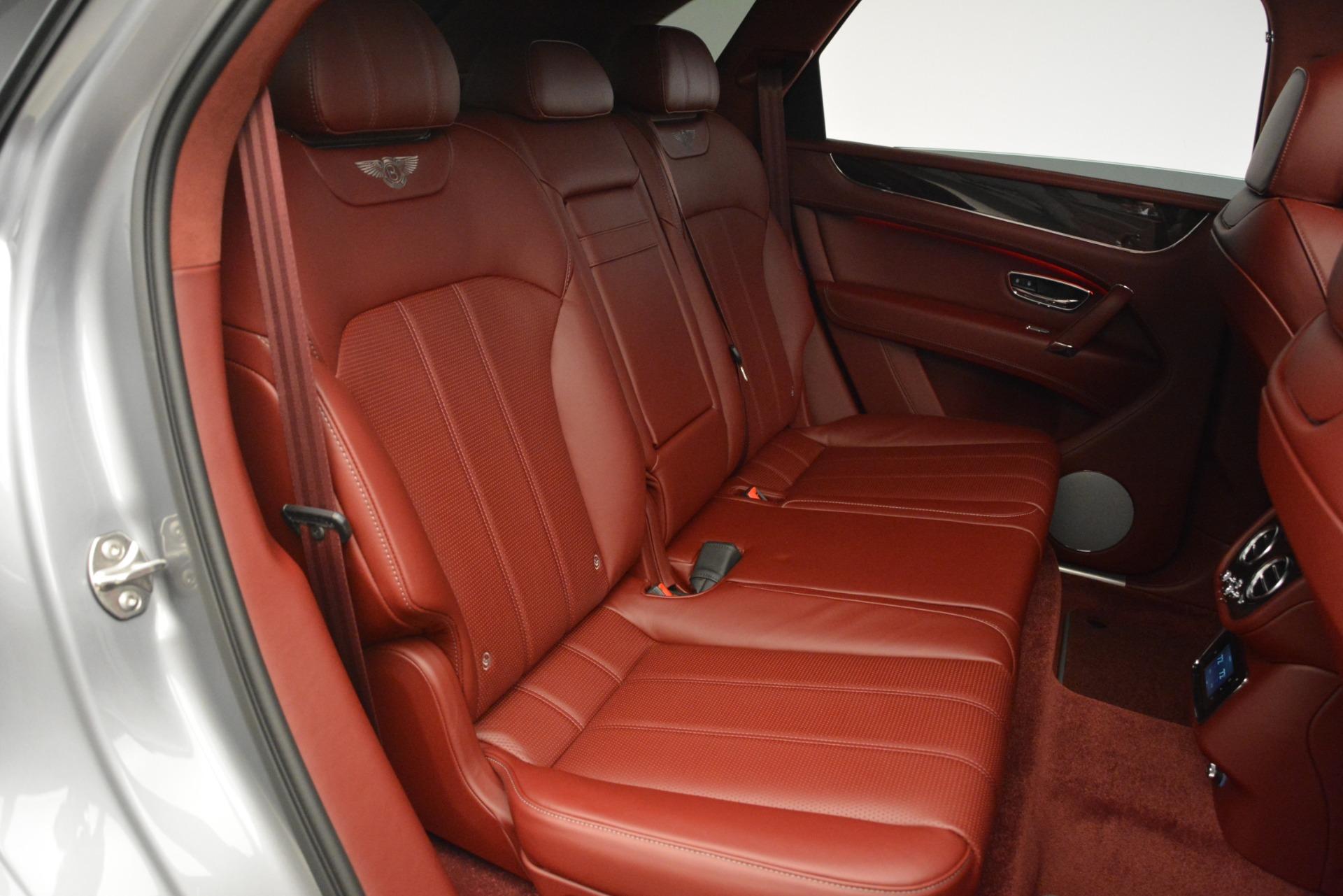 New 2019 Bentley Bentayga V8 For Sale In Westport, CT 2542_p29