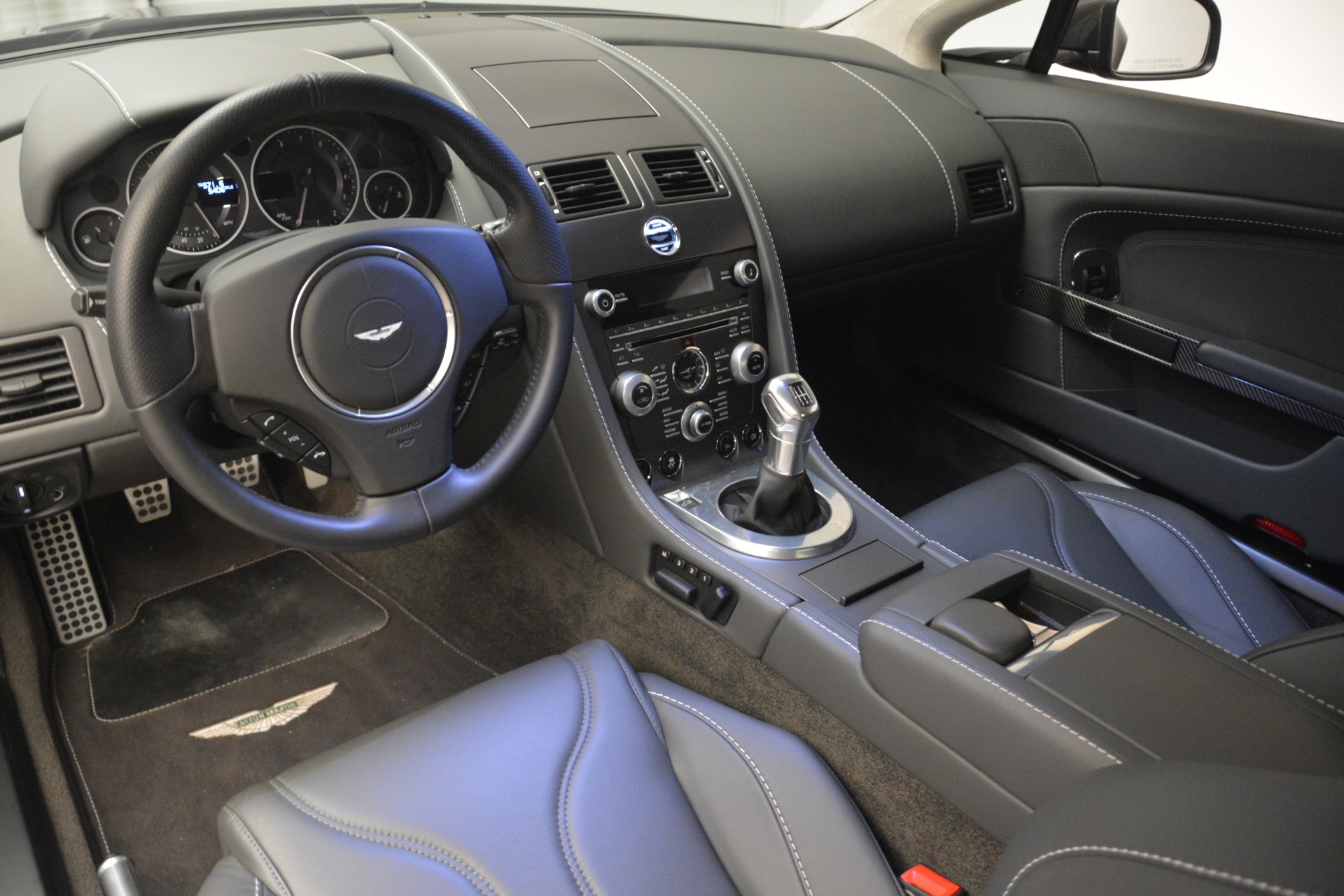 Used 2012 Aston Martin V12 Vantage Coupe For Sale In Westport, CT 2544_p14