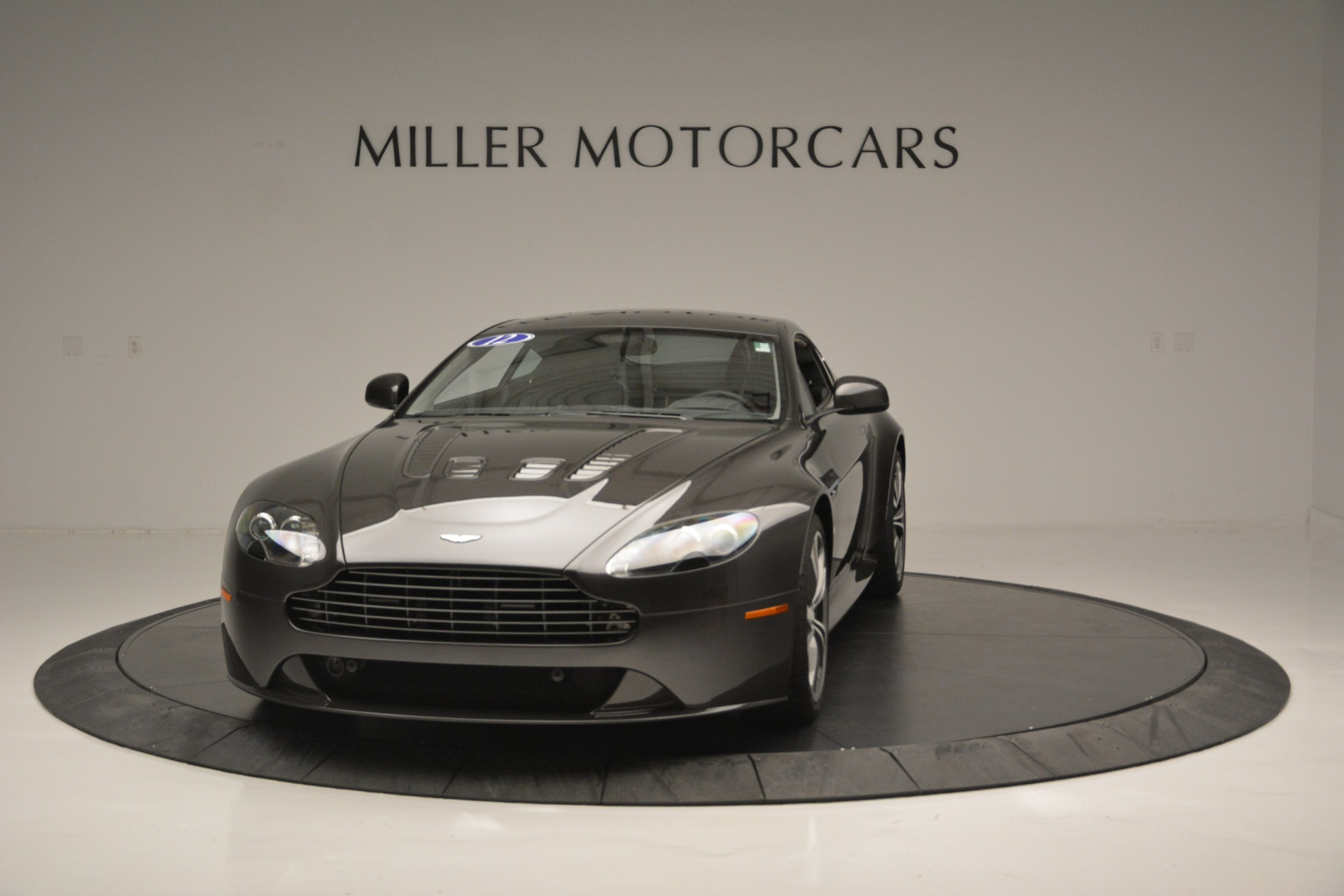 Used 2012 Aston Martin V12 Vantage Coupe For Sale In Westport, CT 2544_p2