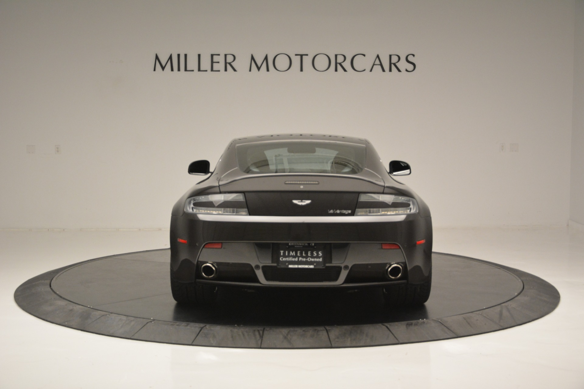 Used 2012 Aston Martin V12 Vantage Coupe For Sale In Westport, CT 2544_p6